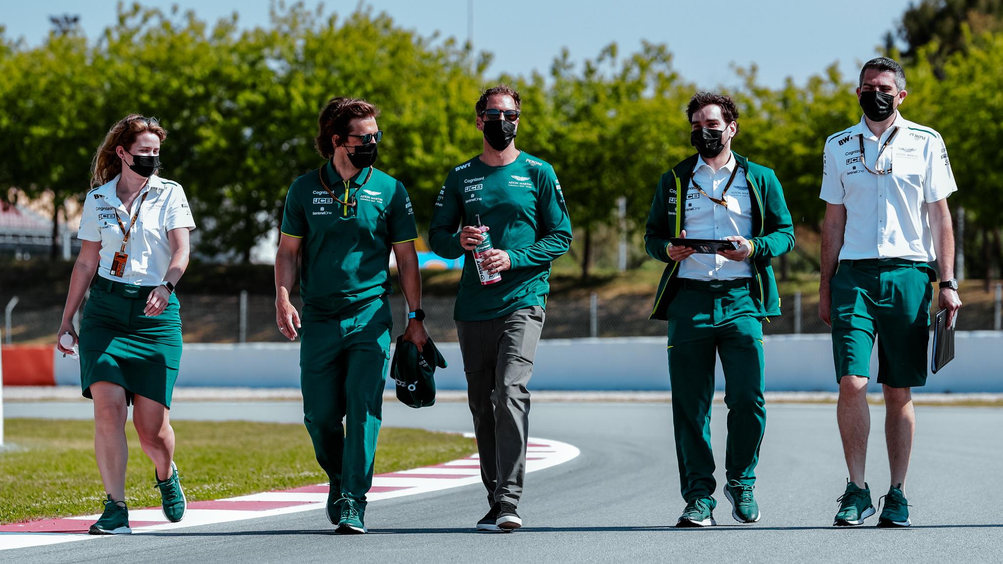 F1 - Limites de piste : les pilotes de F1 sous surveillance à Barcelone