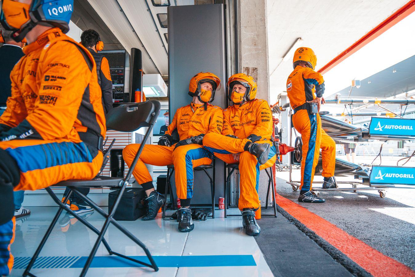 F1 - Trois membres de l'équipe McLaren testés positifs au Covid-19
