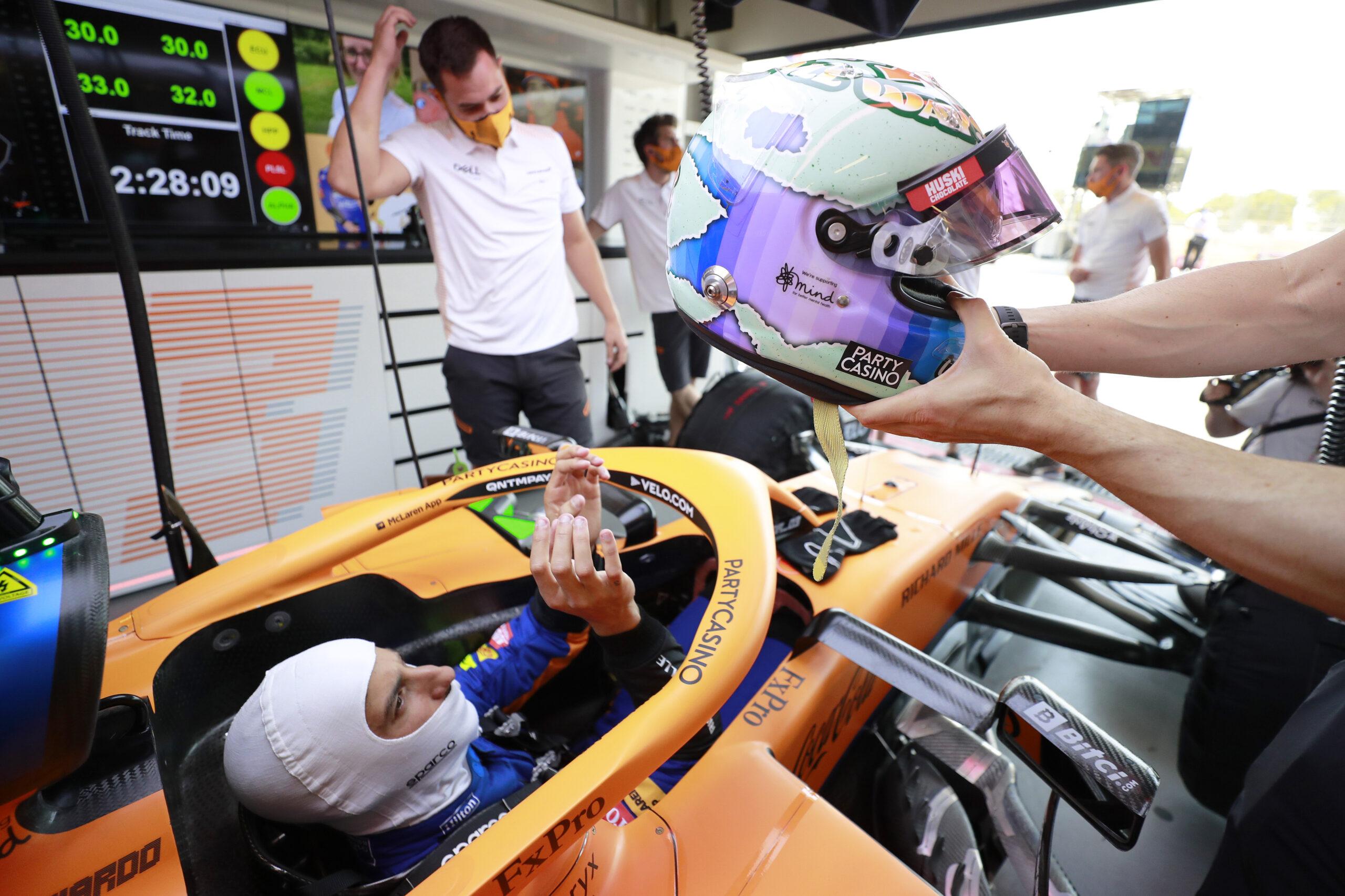 F1 - L'équipe McLaren nous détaille sa stratégie payante à Bakou
