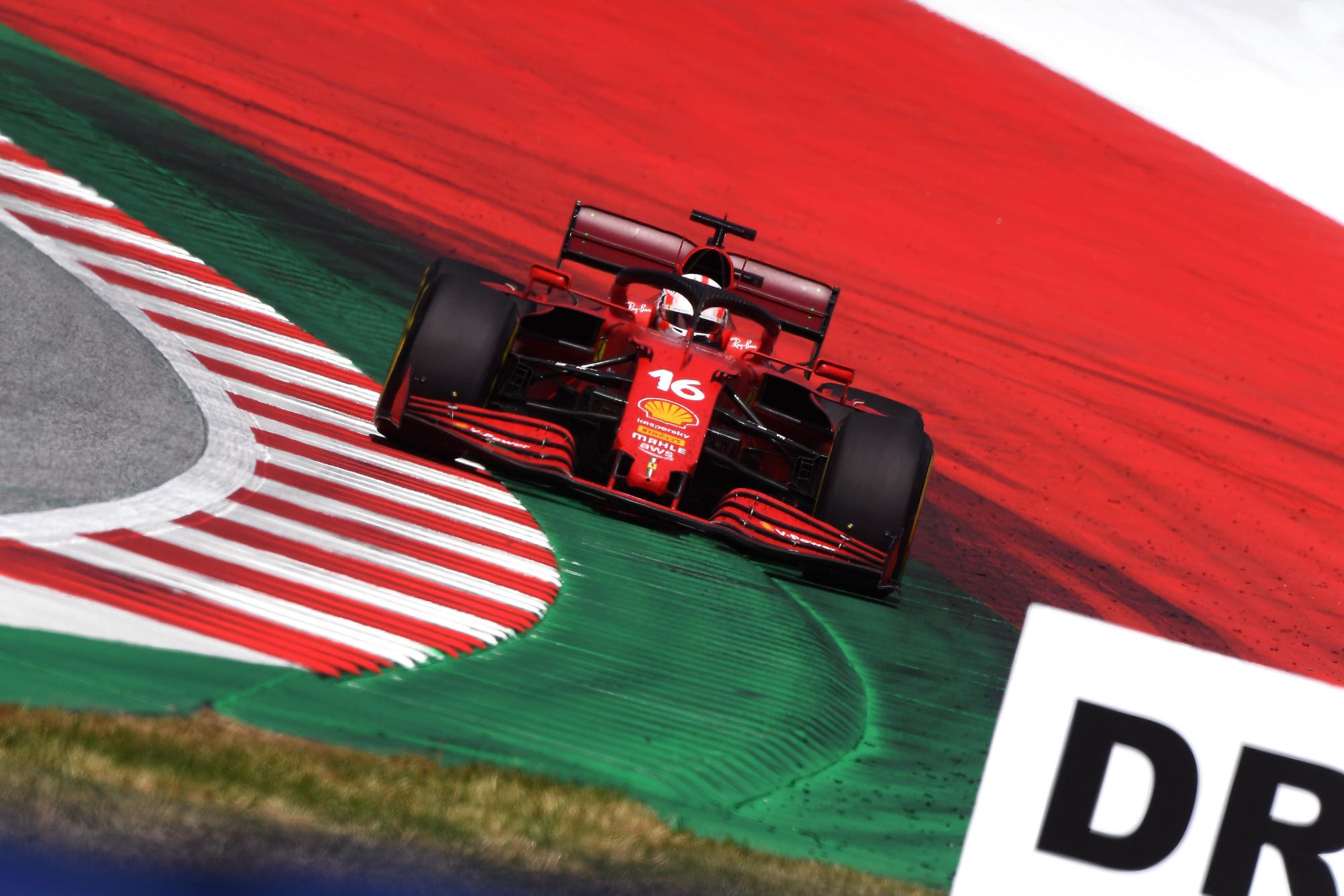 F1 - Ross Brawn impressionné par la remontée de Leclerc au GP de Styrie