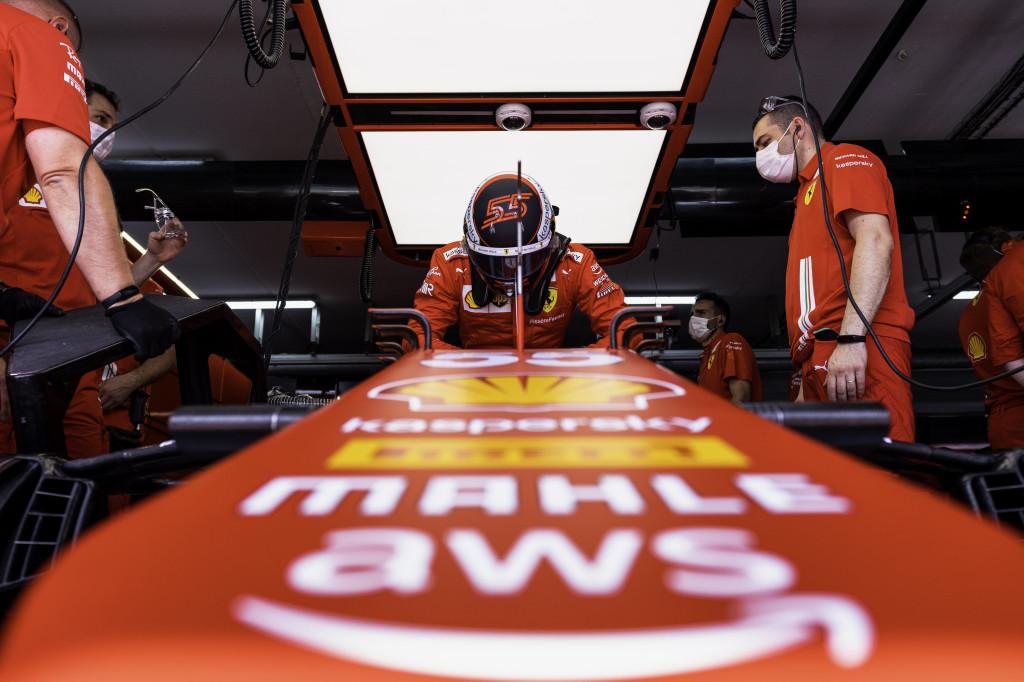 F1 - Ferrari choisit AWS comme fournisseur de cloud officiel