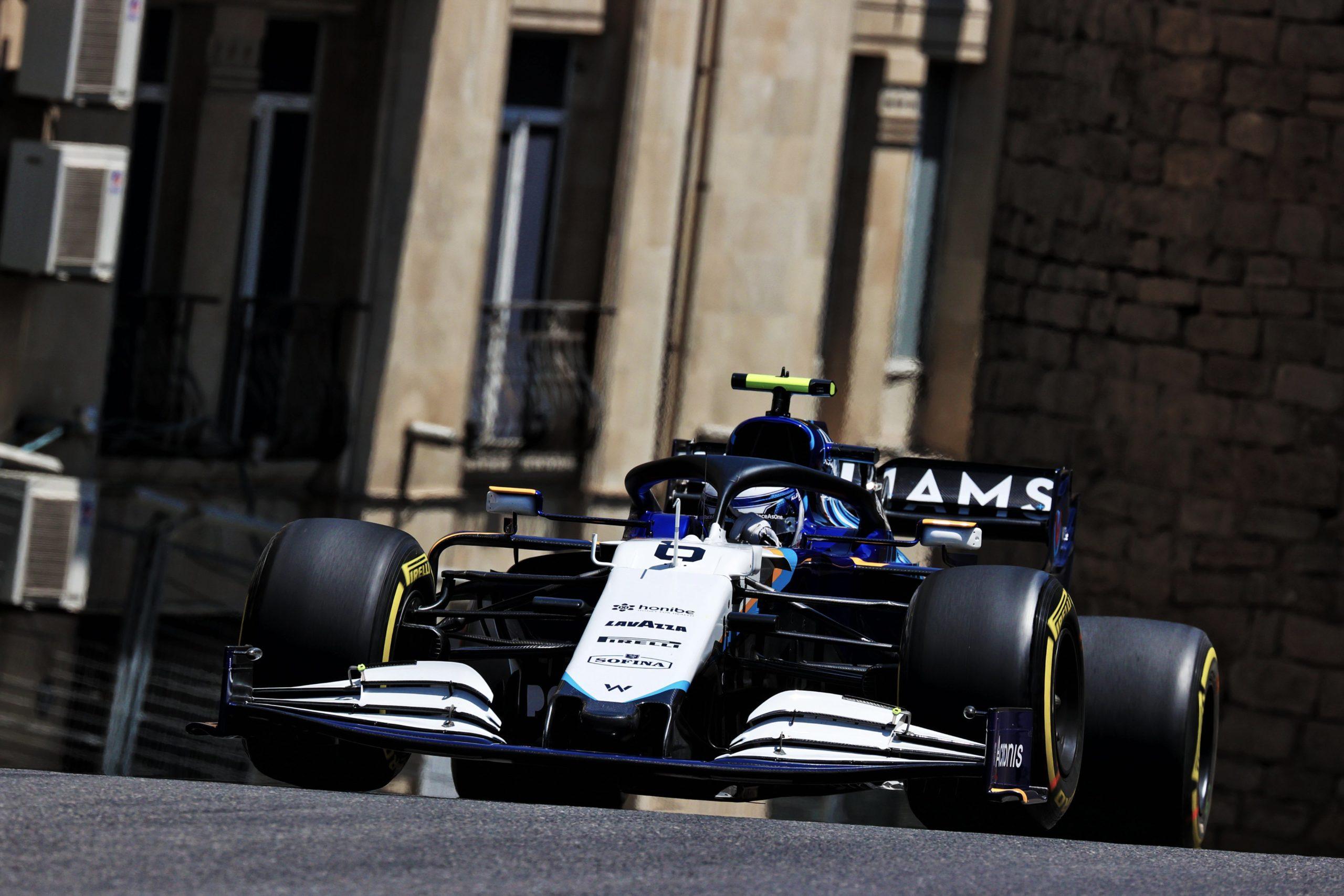 F1 - Officiel : Nicholas Latifi doublement pénalisé à Bakou