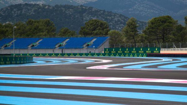 F1 - Plusieurs virages sous surveillance au Paul Ricard ce week-end