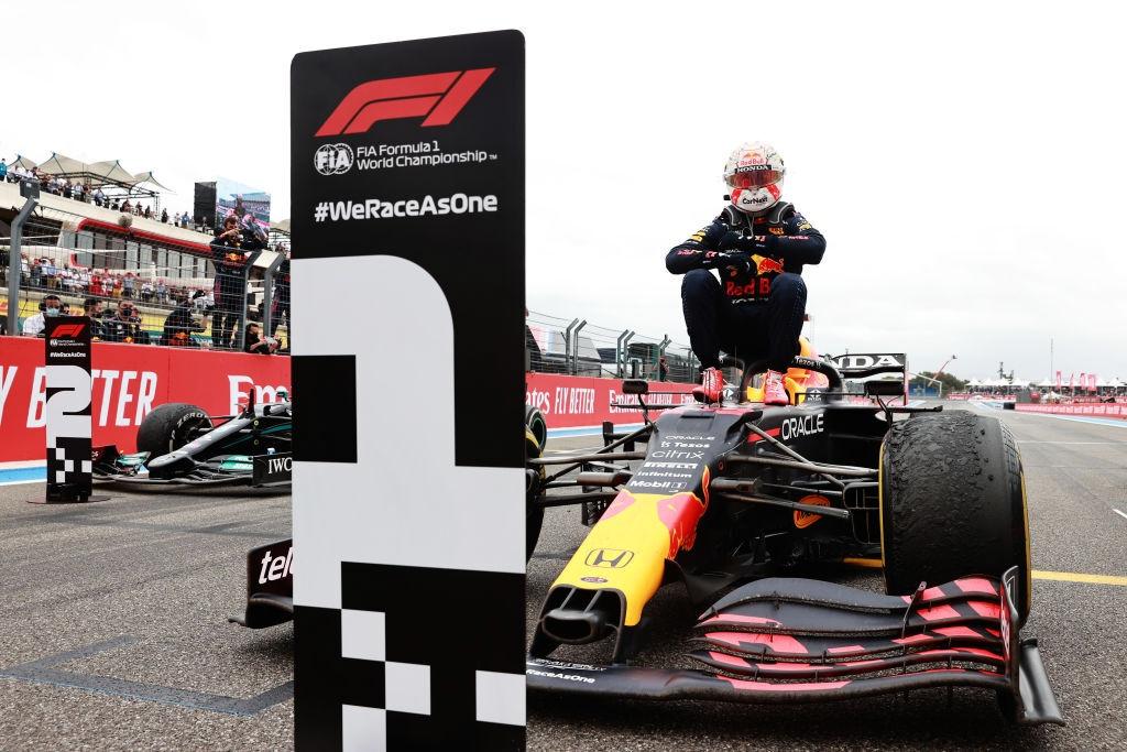 F1 - Les résultats définitifs du Grand Prix de France 2021