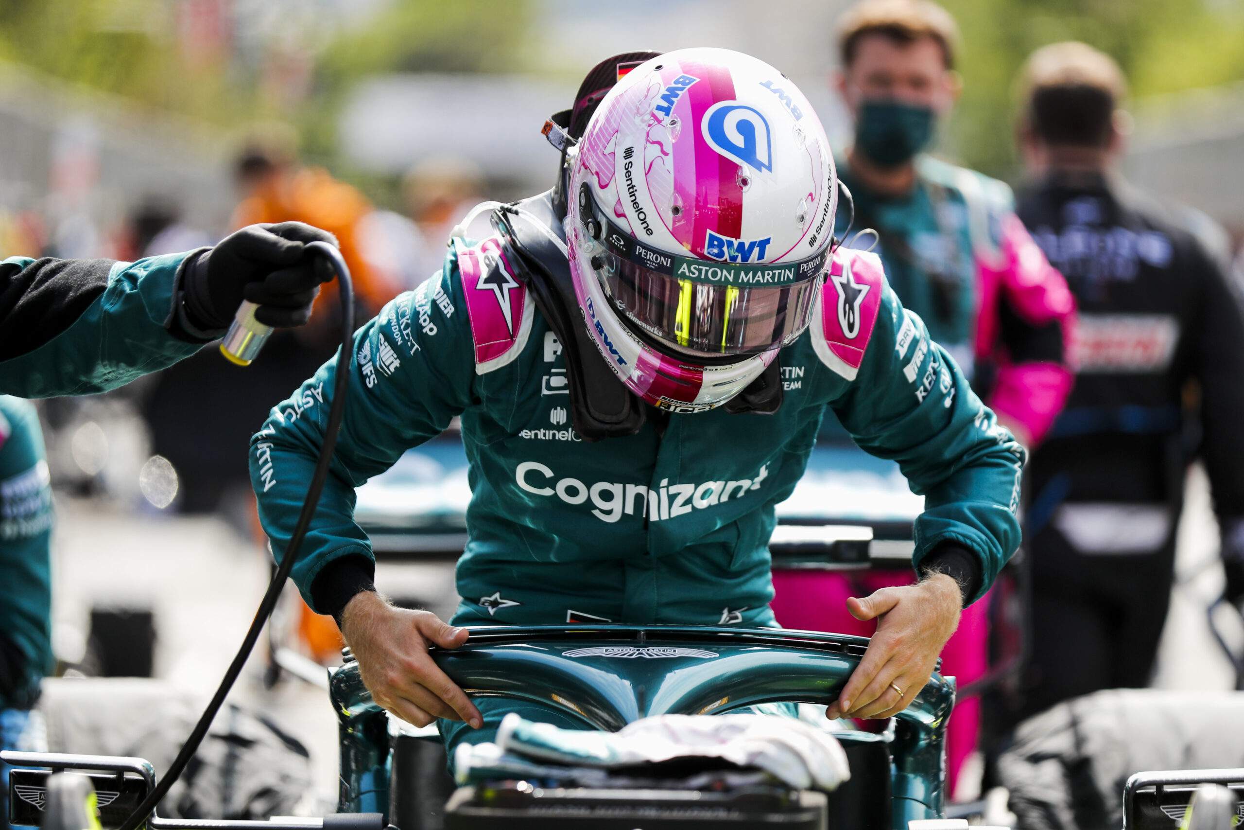 """F1 - Szafnauer : """"Vettel a élargi notre façon de voir les choses"""""""