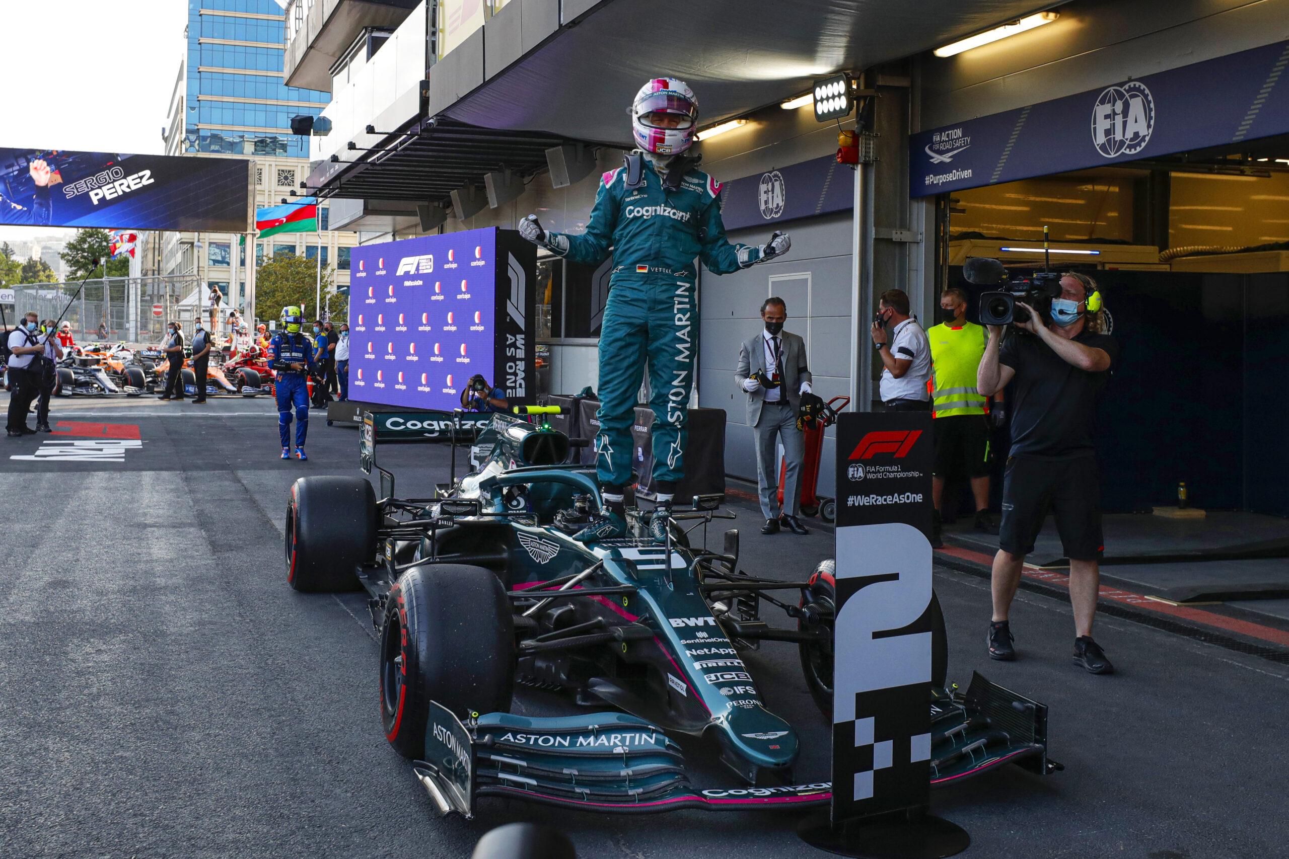 """F1 - Helmut Marko : """"C'est le Vettel que nous connaissons"""""""