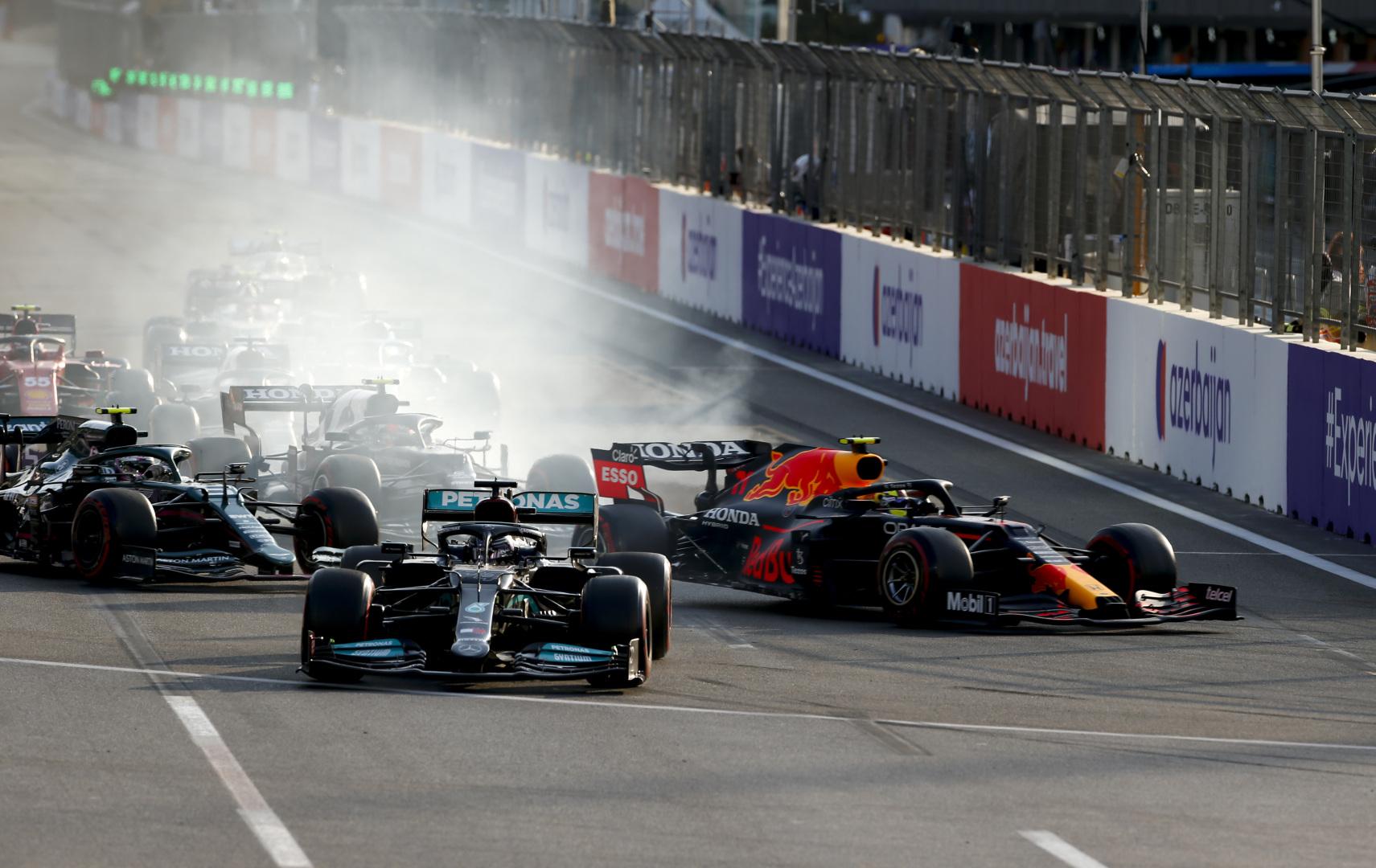 F1 - Mercedes assume sa part de responsabilité après l'erreur d'Hamilton à Bakou