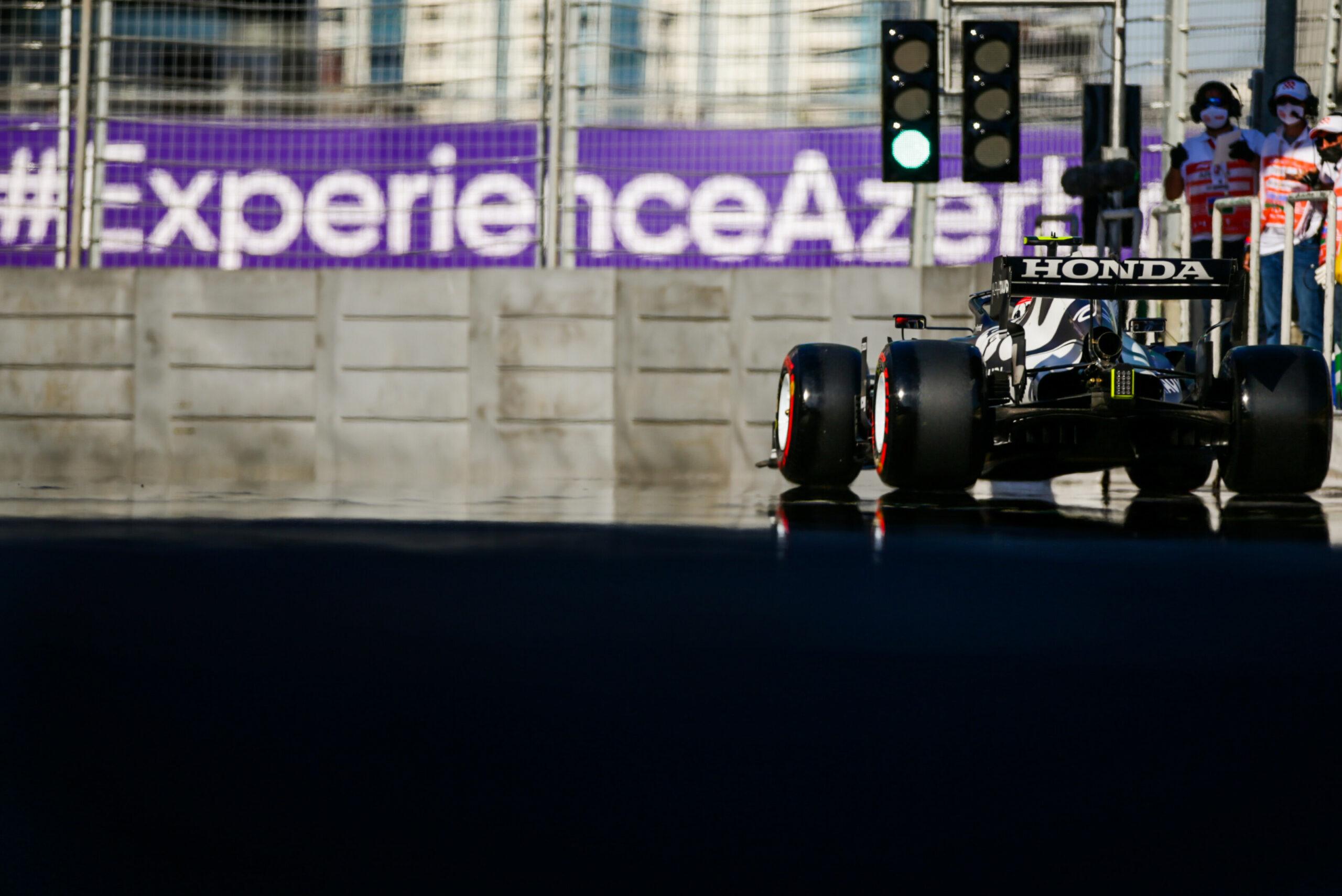 F1 - La F1 confirme un cas positif au Covid-19 à Bakou