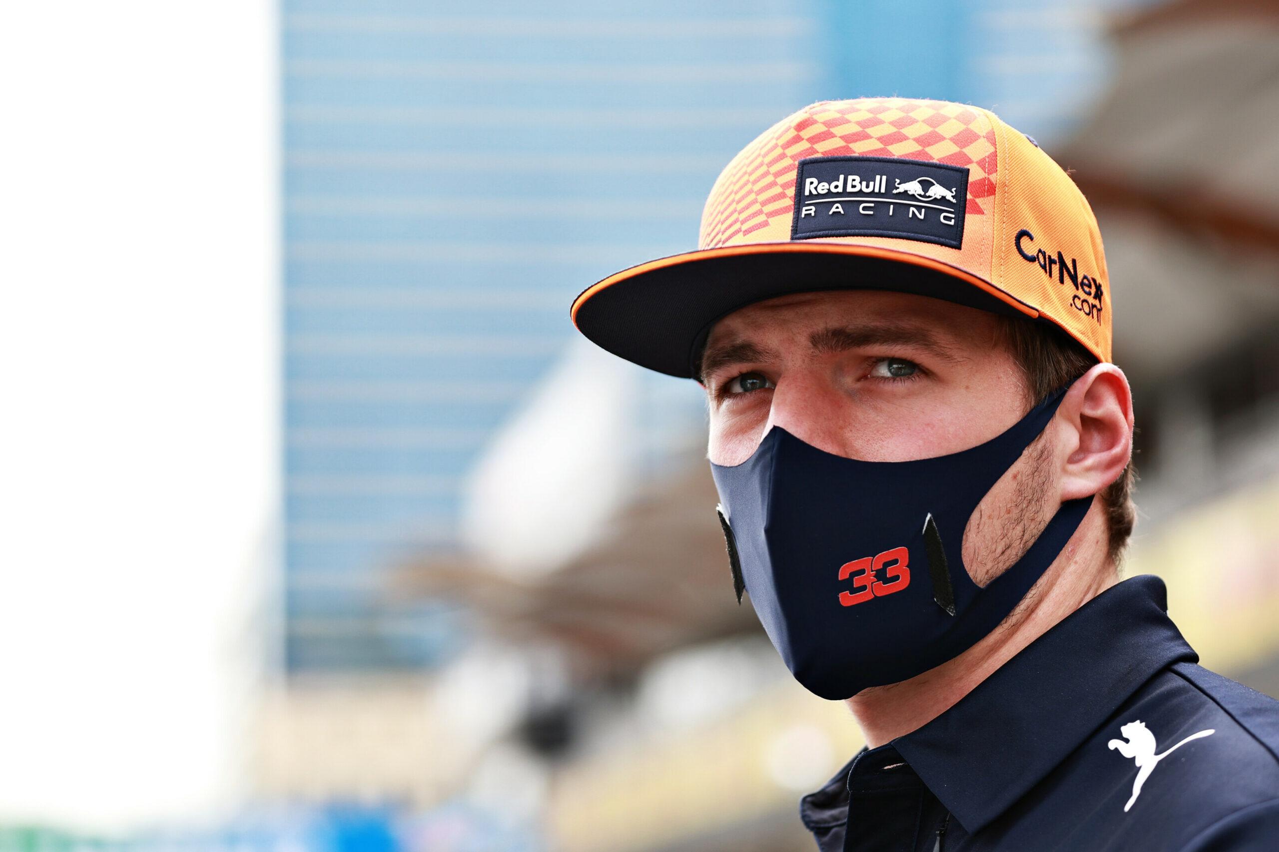 F1 - Max Verstappen n'a pas vu l'erreur de Lewis Hamilton en direct à Bakou