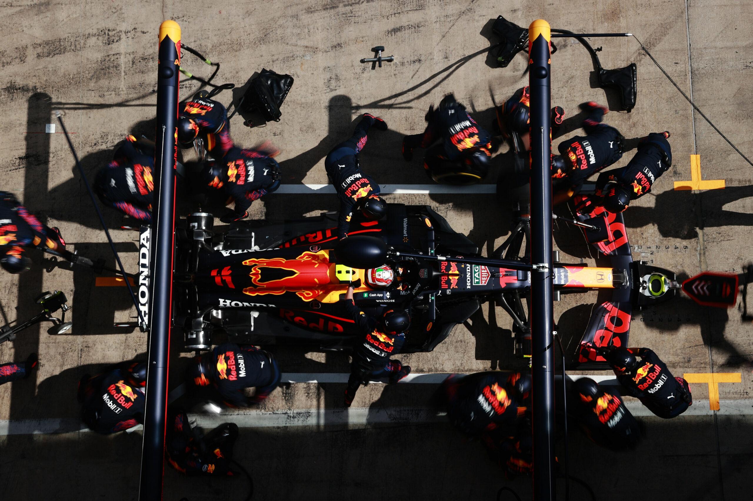 F1 - Horner salue la performance de Perez malgré une erreur de l'équipe ce dimanche