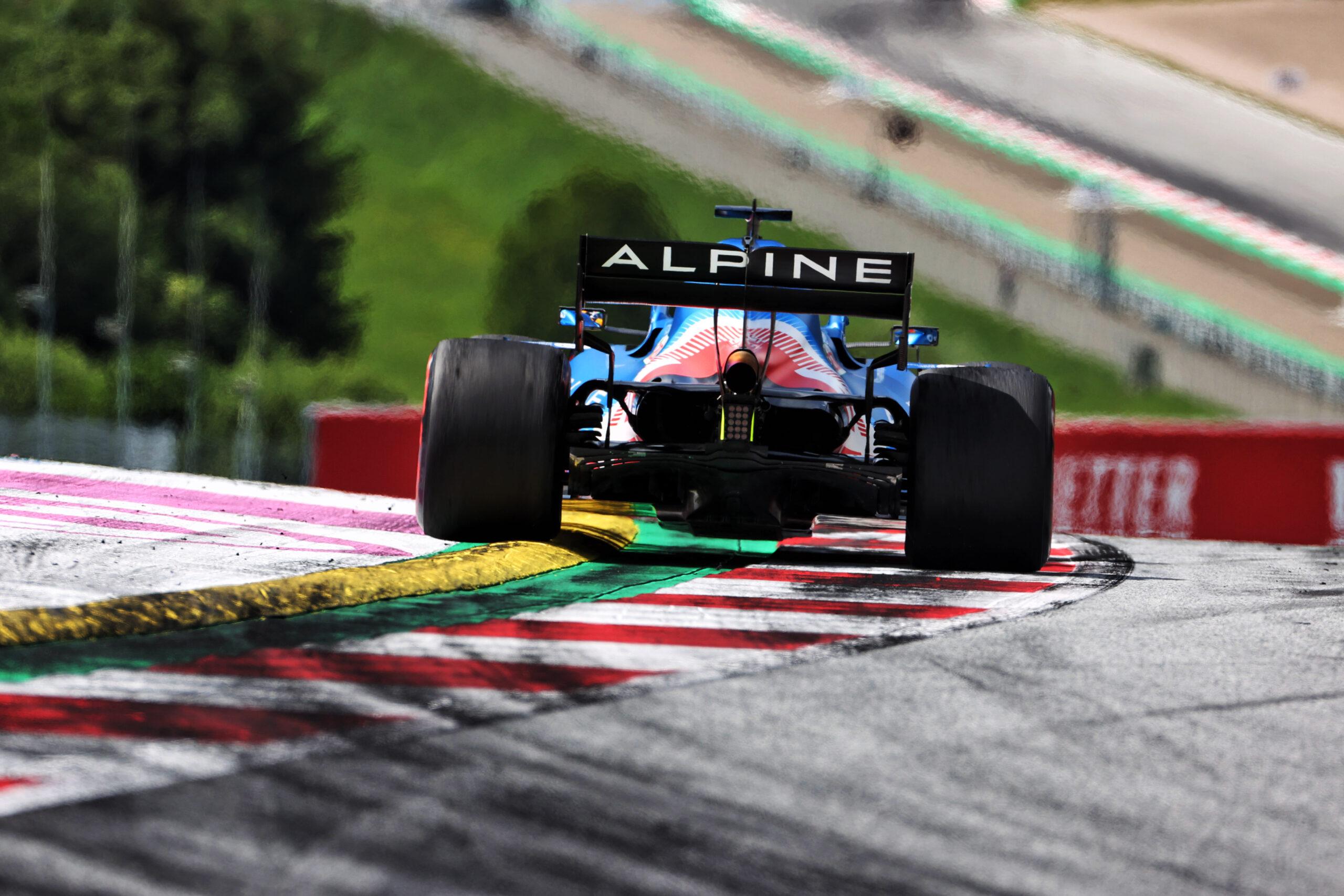 F1 - Alpine F1 marque deux points au Grand Prix de Styrie