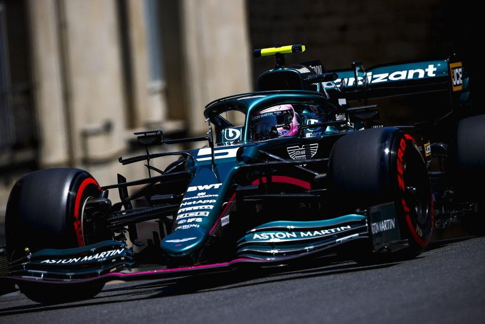 F1 - Les résultats définitifs du Grand Prix d'Azerbaïdjan 2021 (Bakou)