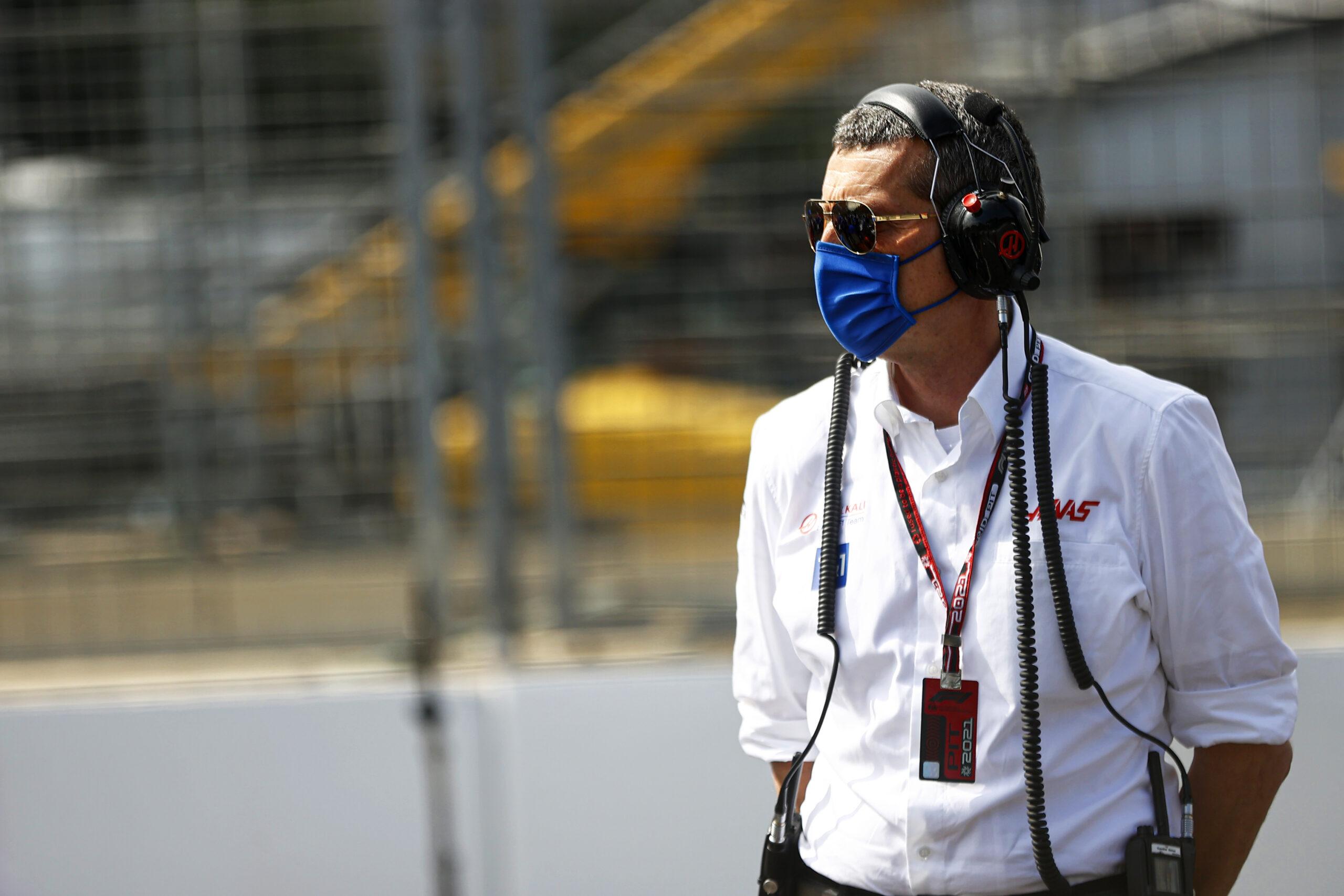 """F1 - Steiner : """"La pause estivale en F1 est importante"""""""