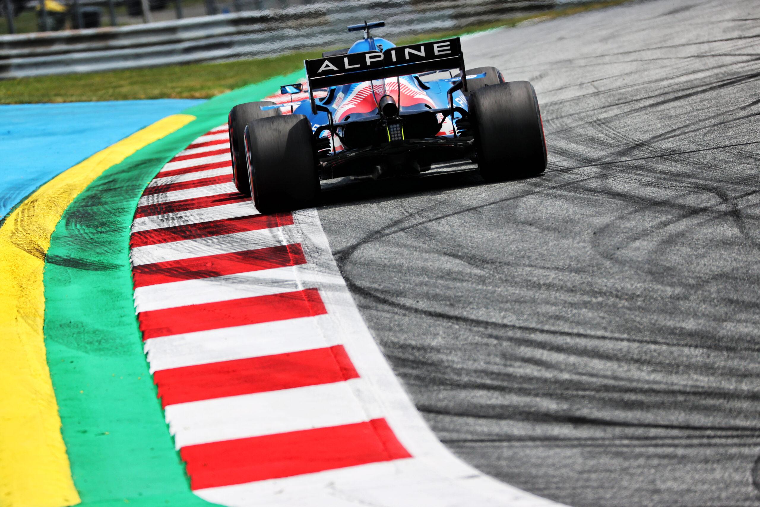 F1 - Alonso voit les deux courses à Spielberg comme une opportunité pour s'améliorer