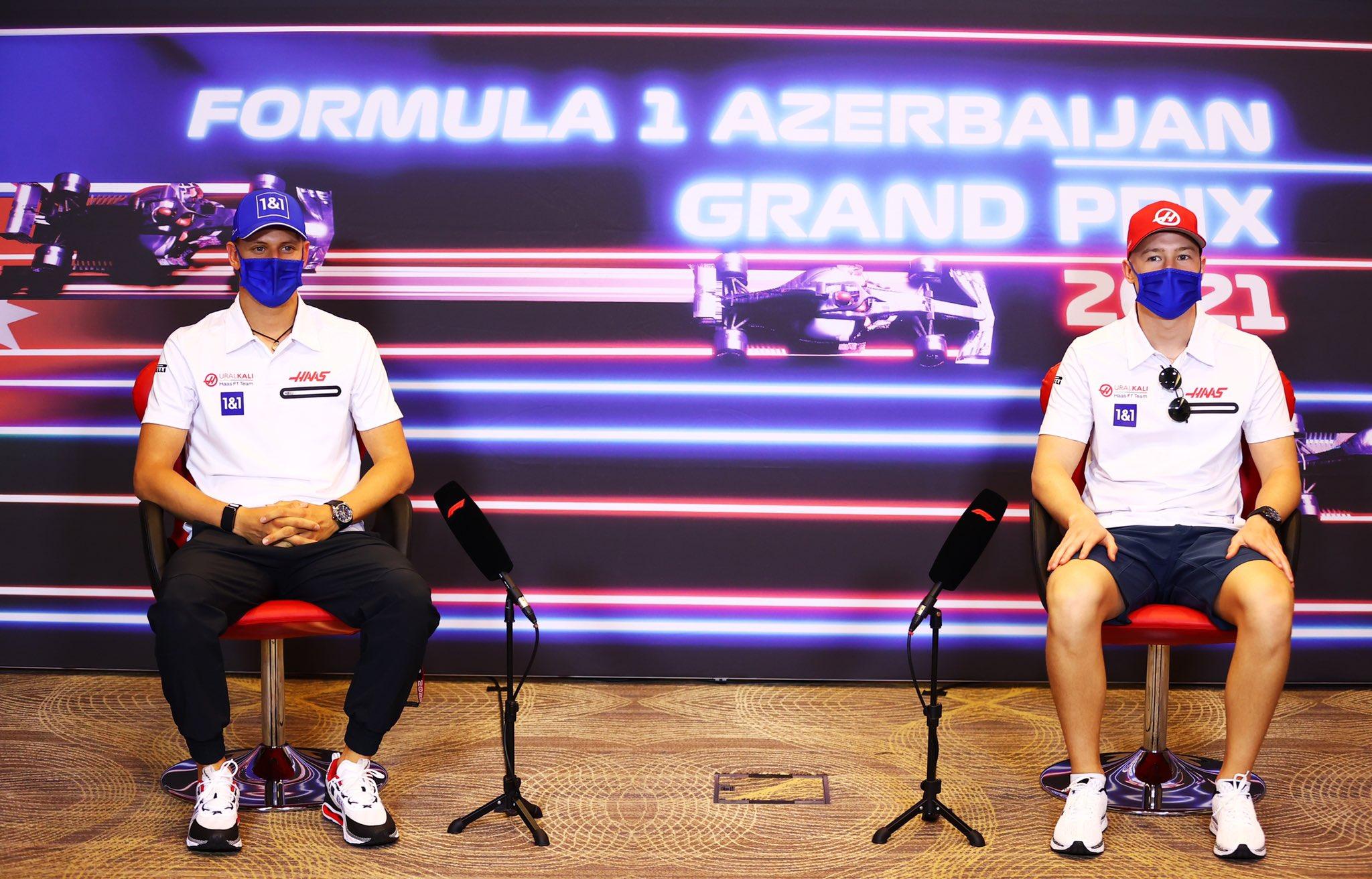 F1 - Haas a mis les choses au clair entre ses deux pilotes après Bakou