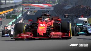 F1 - F1 2021 : le test complet (+ infos sur patch 1.04)