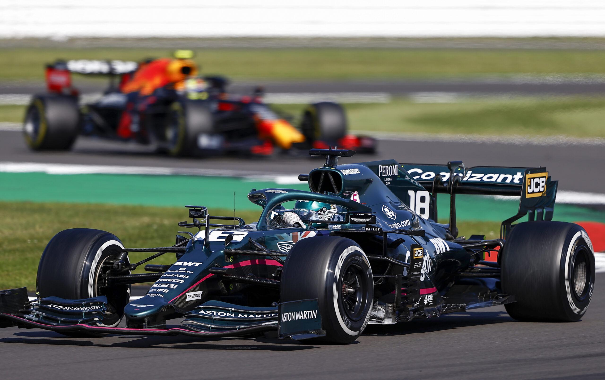 F1 - Trois équipes de F1 en piste à Silverstone cette semaine