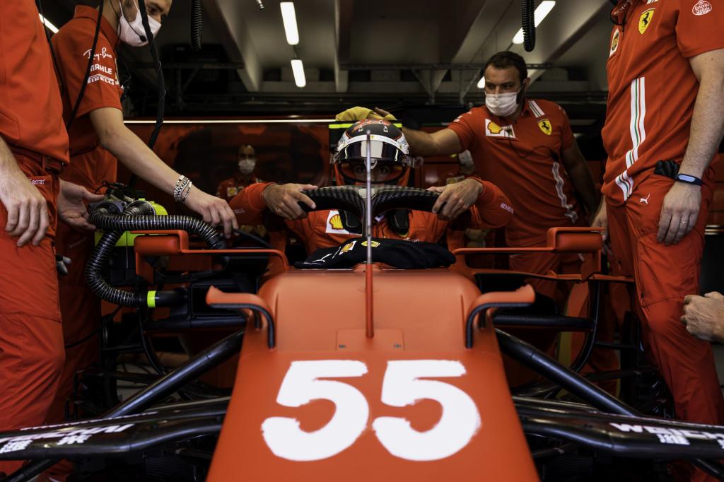 F1 - Le couvre-feu enfreint par Ferrari cette nuit à Budapest