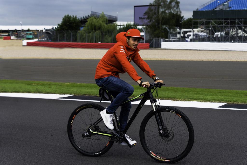 F1 - Leclerc attend avec impatience la prochaine course sprint de la F1