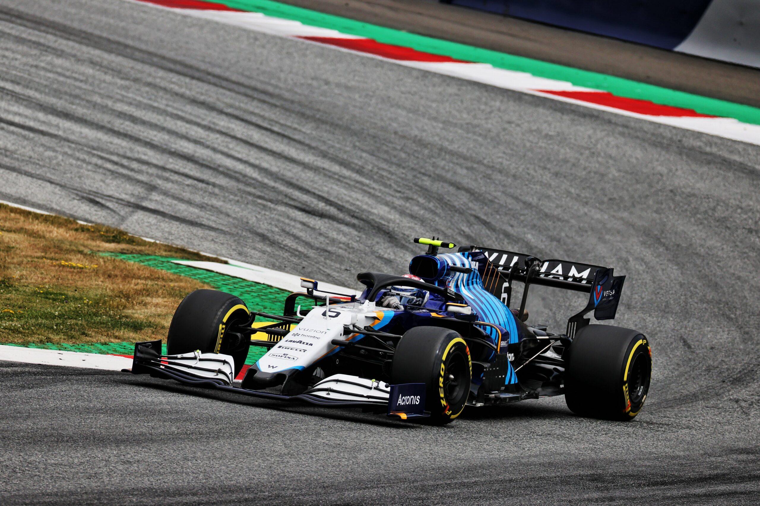 F1 - Officiel : Pénalité pour Mazepin et Latifi au GP d'Autriche