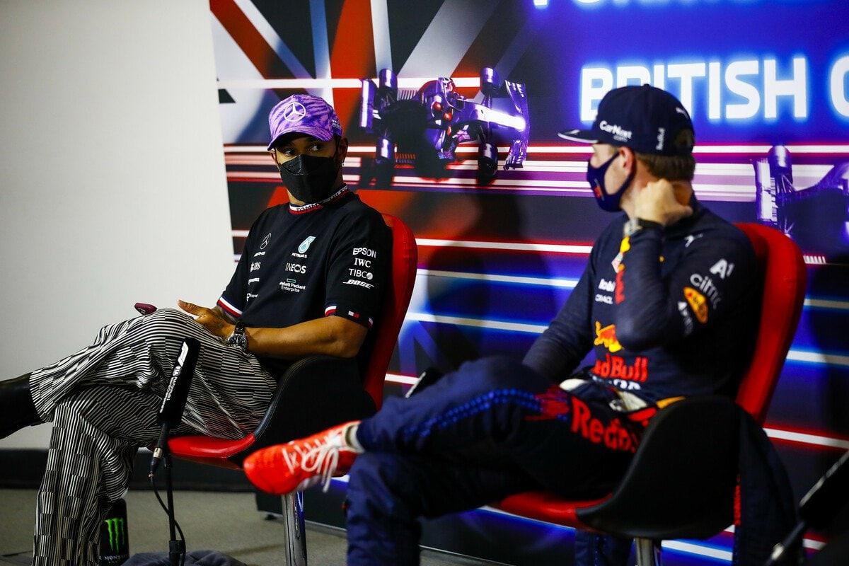 F1 - Verstappen déçu du comportement irrespectueux d'Hamilton