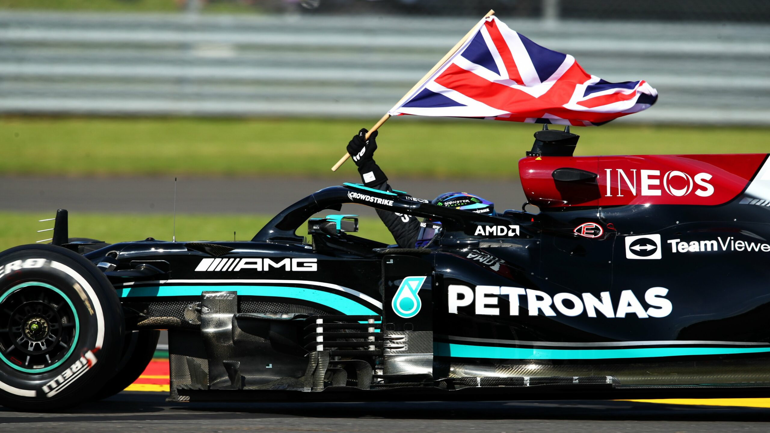 F1 - Les résultats définitifs du Grand Prix de Grande-Bretagne 2021