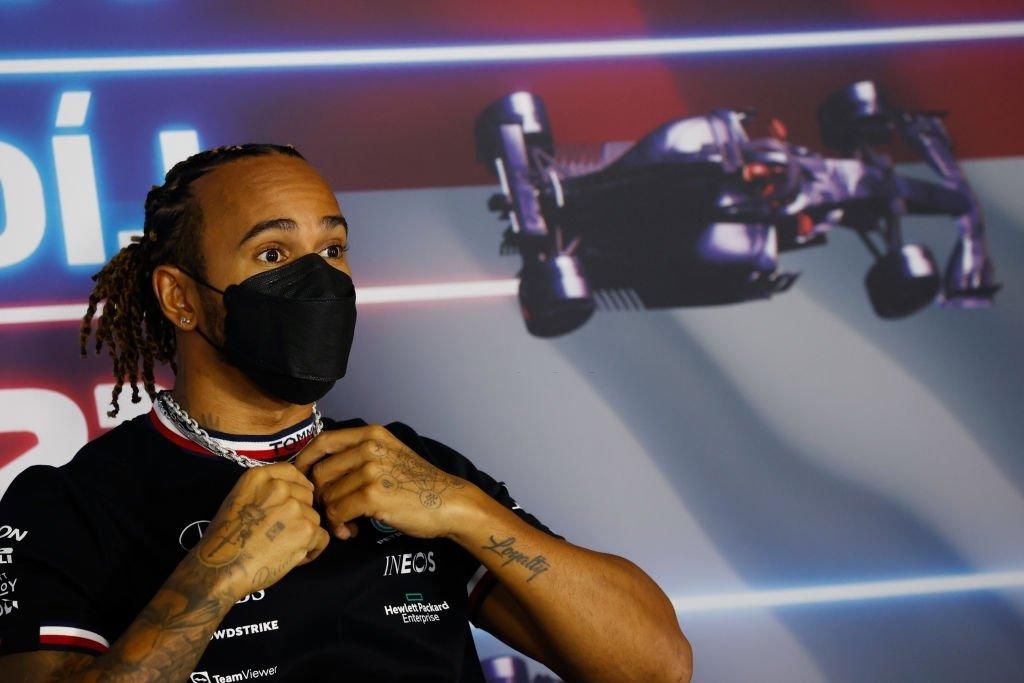 F1 - Hamilton ne savait pas que Verstappen était à l'hôpital à Silverstone
