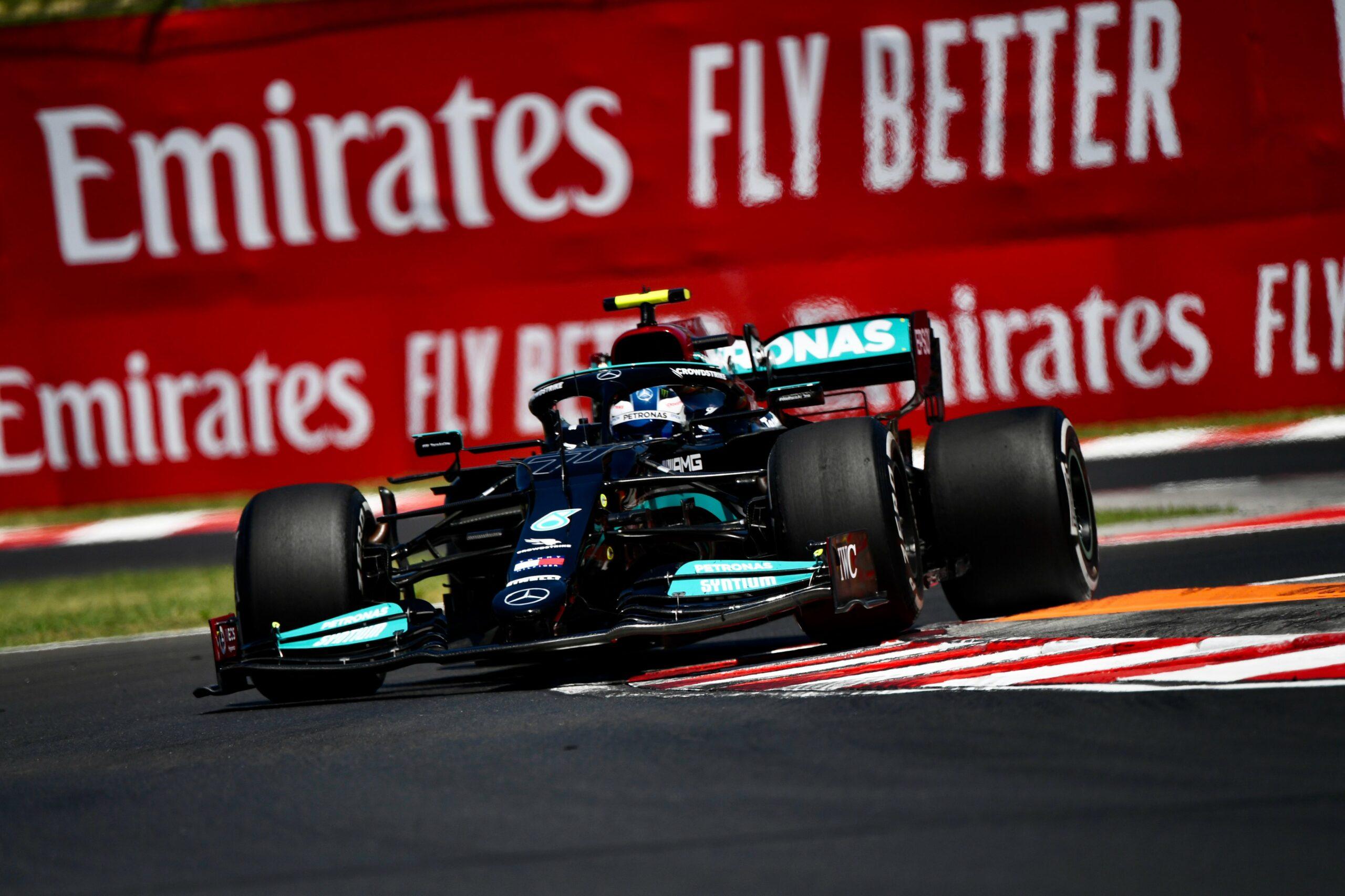 F1 - Bottas avait l'impression d'être dans un sauna finlandais ce vendredi