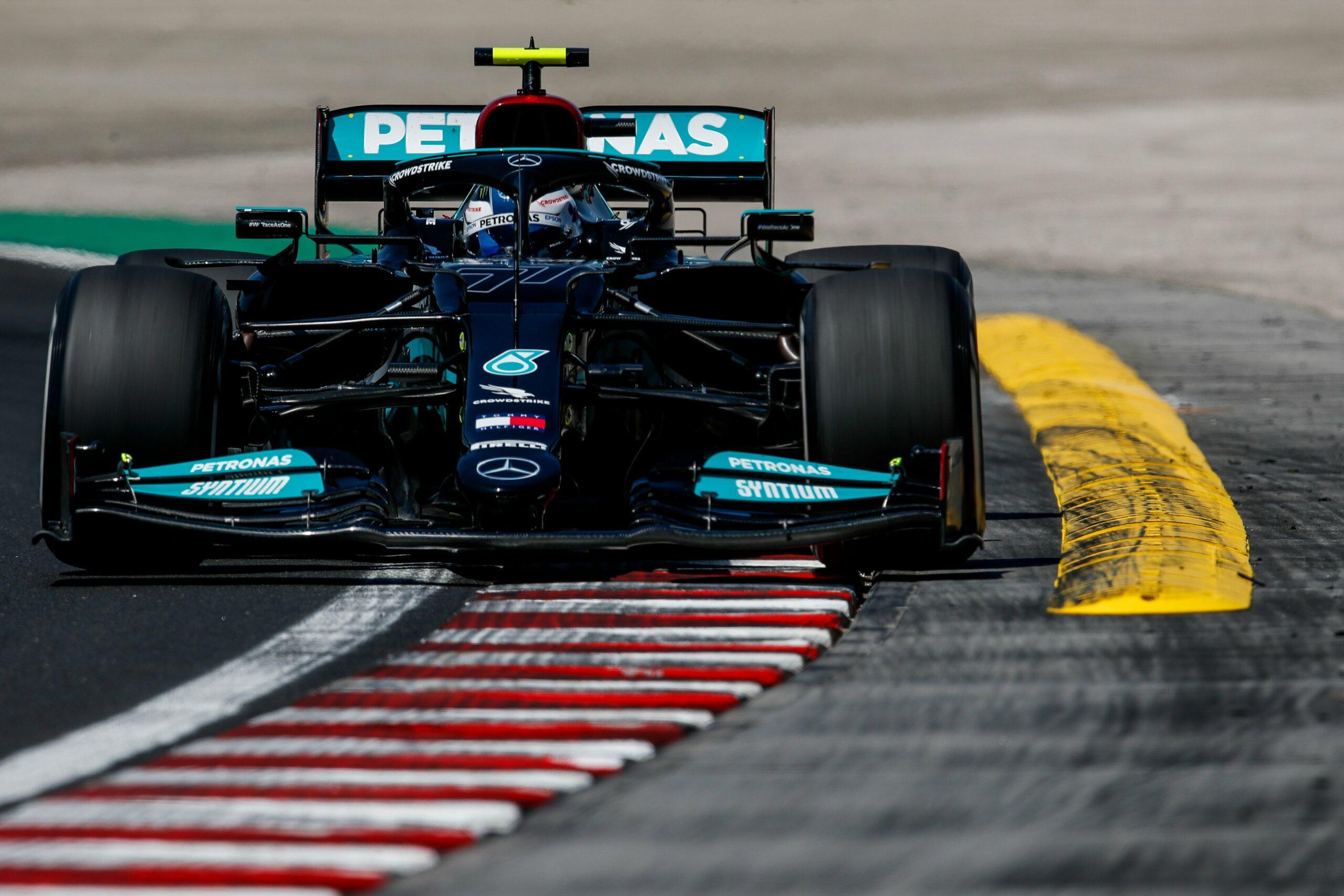 F1 - GP de Hongrie - EL2 : Bottas le plus rapide, Verstappen moins à l'aise