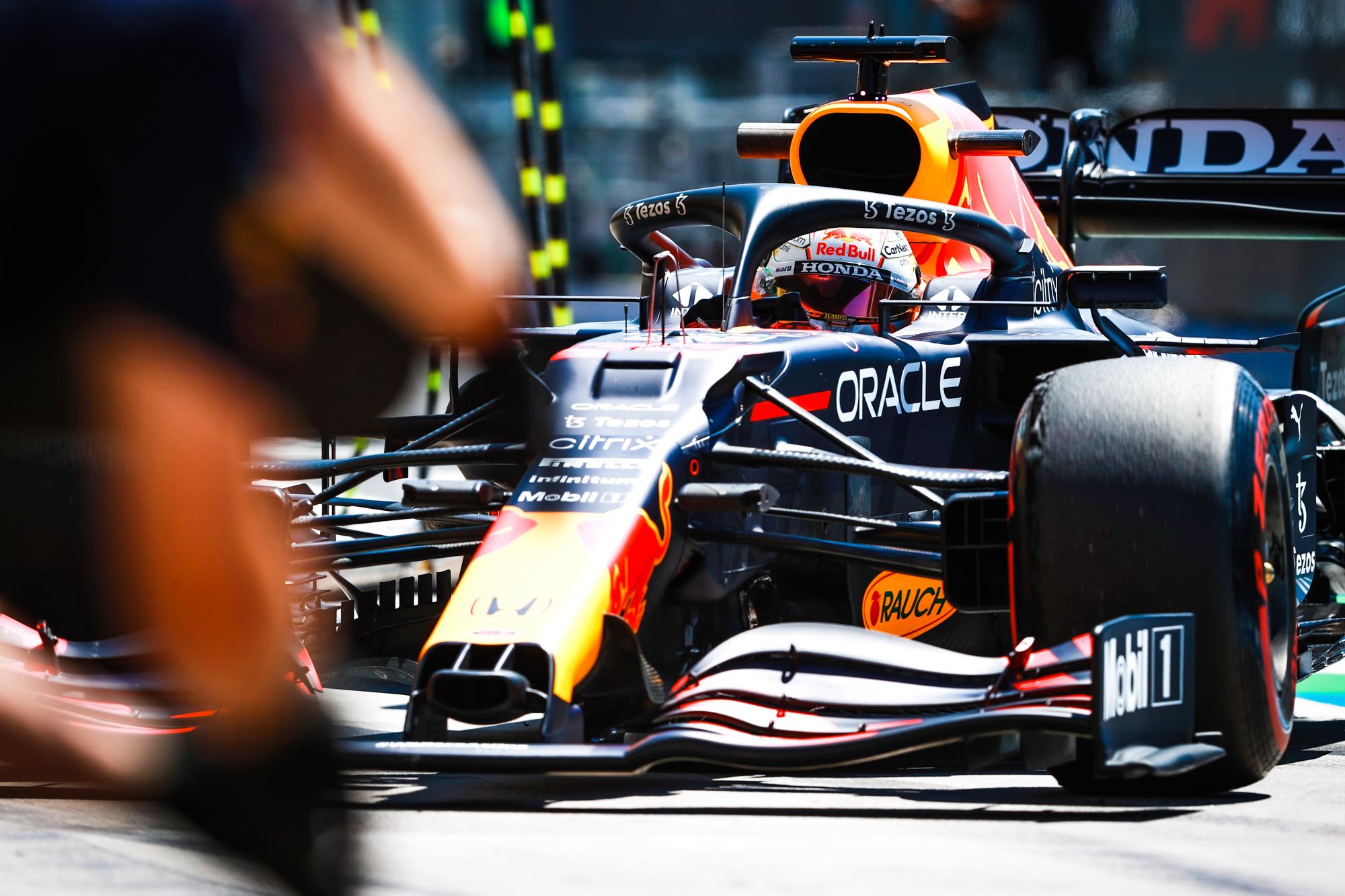 F1 - Honda confirme que le moteur de Verstappen est OK