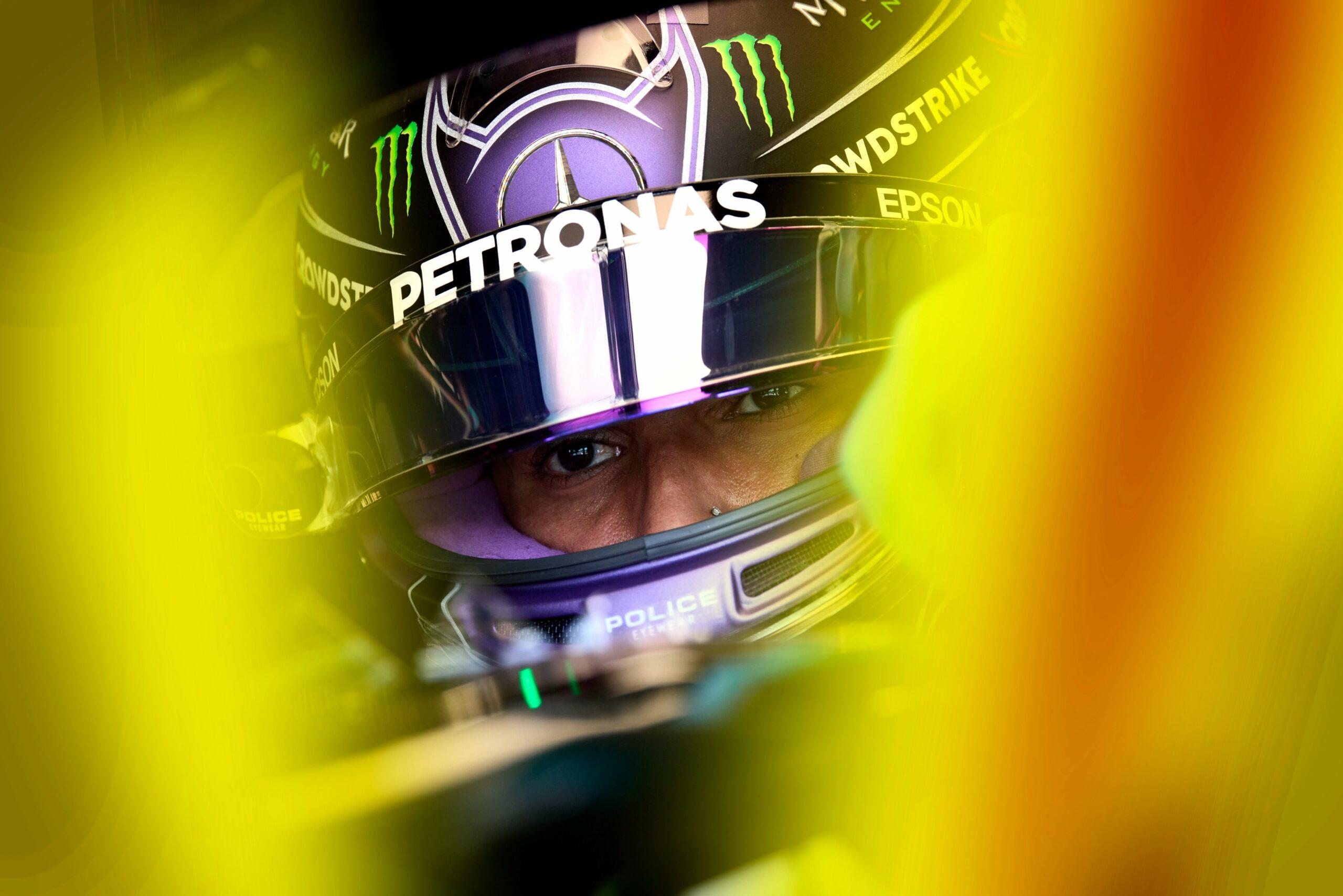 F1 - Hamilton assure qu'il ne jouait à aucun jeu tactique en qualifications