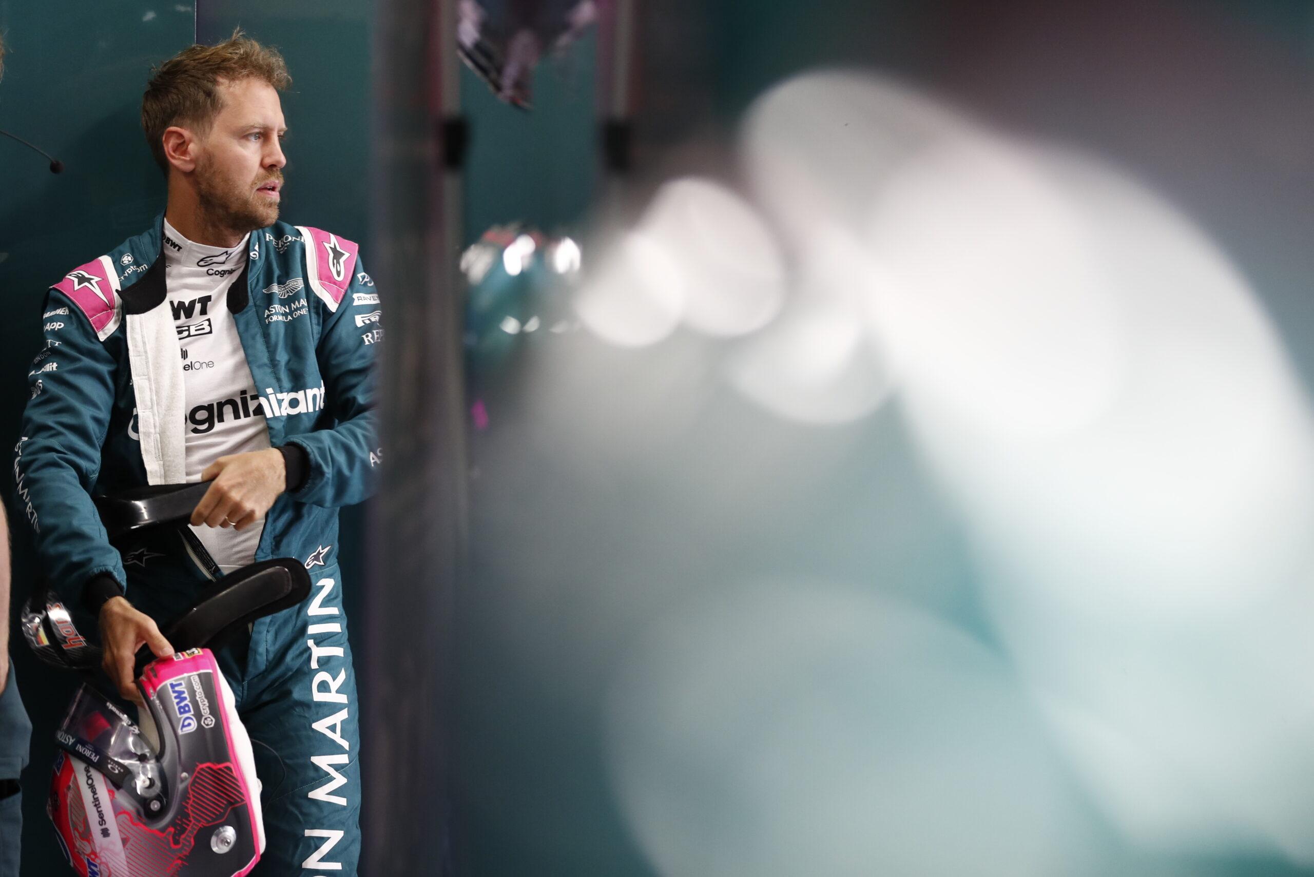 F1 - Officiel : Sebastian Vettel disqualifié du GP de Hongrie
