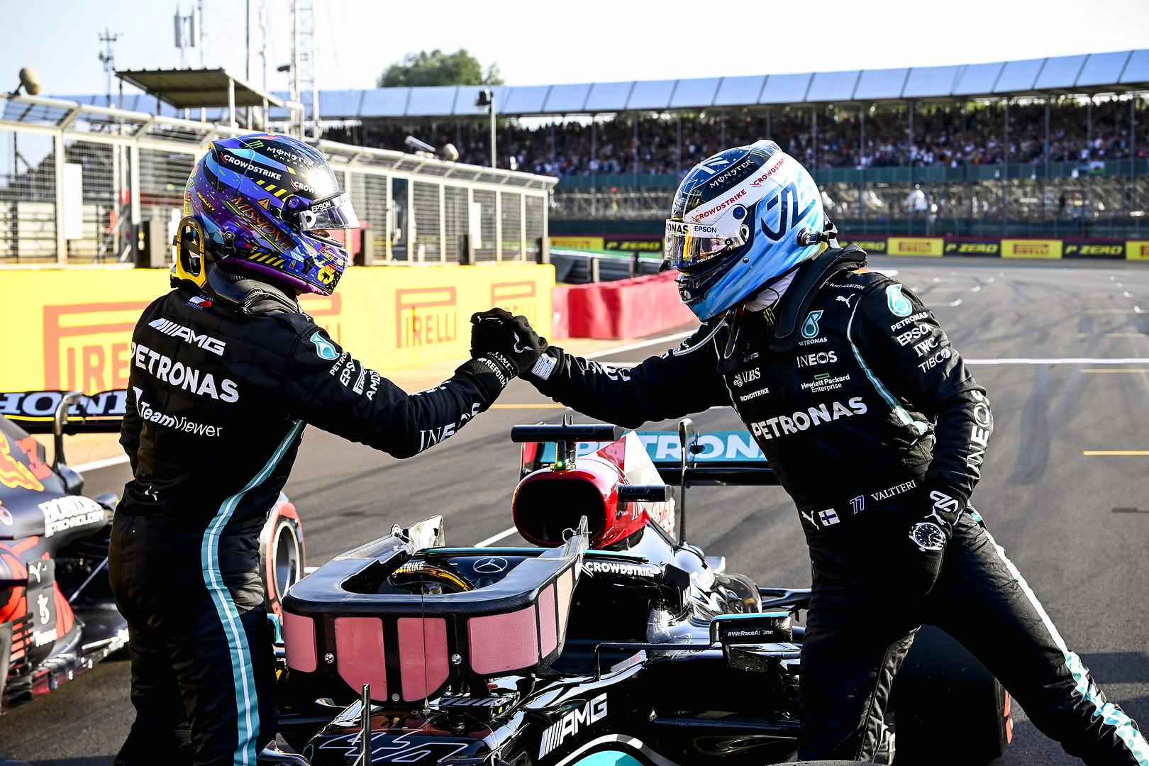 "F1 - Toto Wolff : ""Valtteri mérite un grand avenir"""
