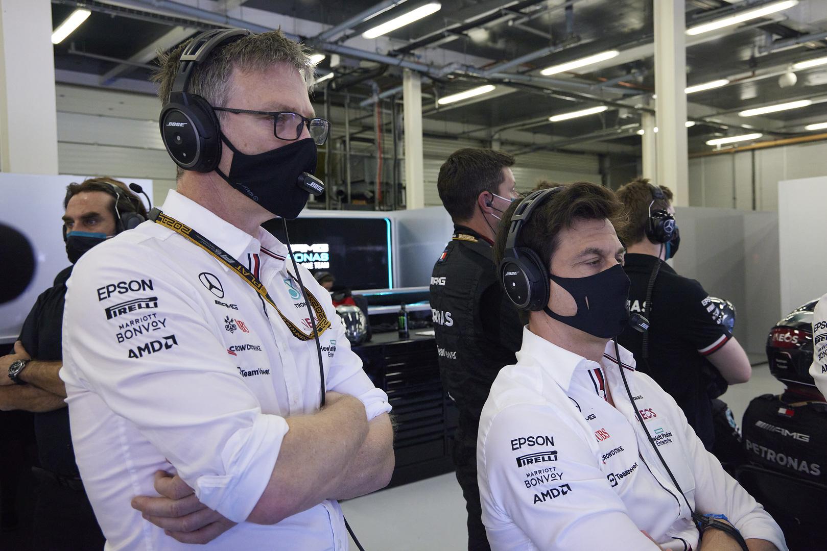 F1 - Mercedes revient sur le contenu de l'e-mail envoyé par Wolff à la FIA