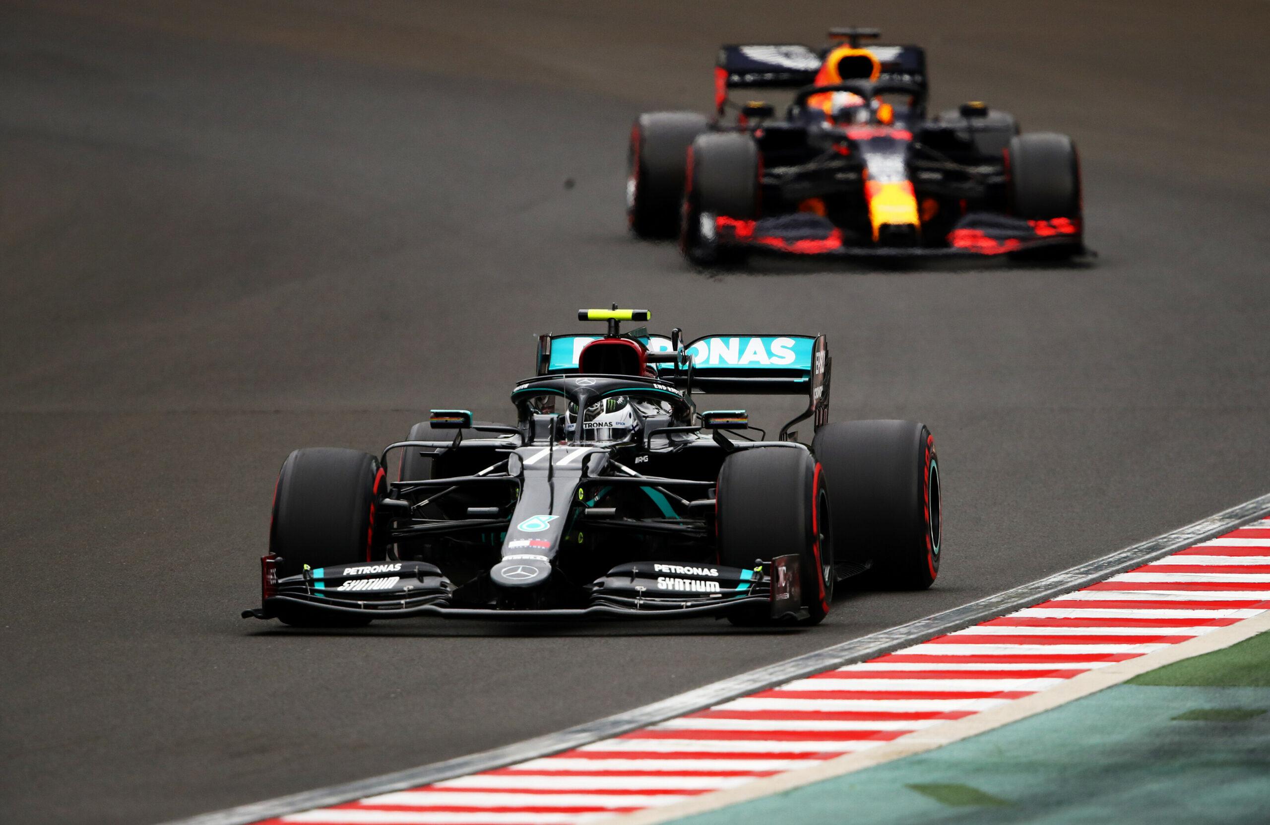 F1 - Mercedes donne l'avantage à Red Bull à Budapest