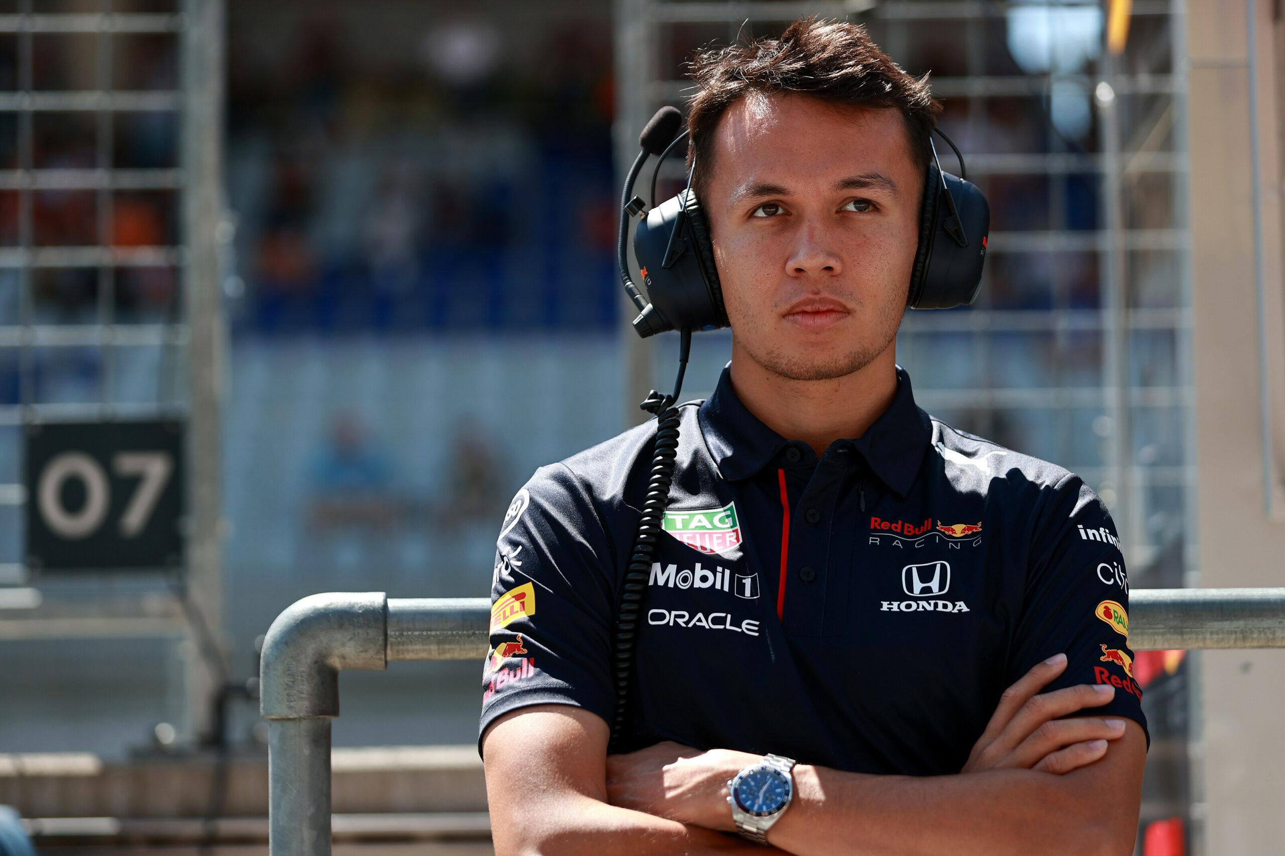 F1 - Alex Albon vise un retour en F1 en 2022
