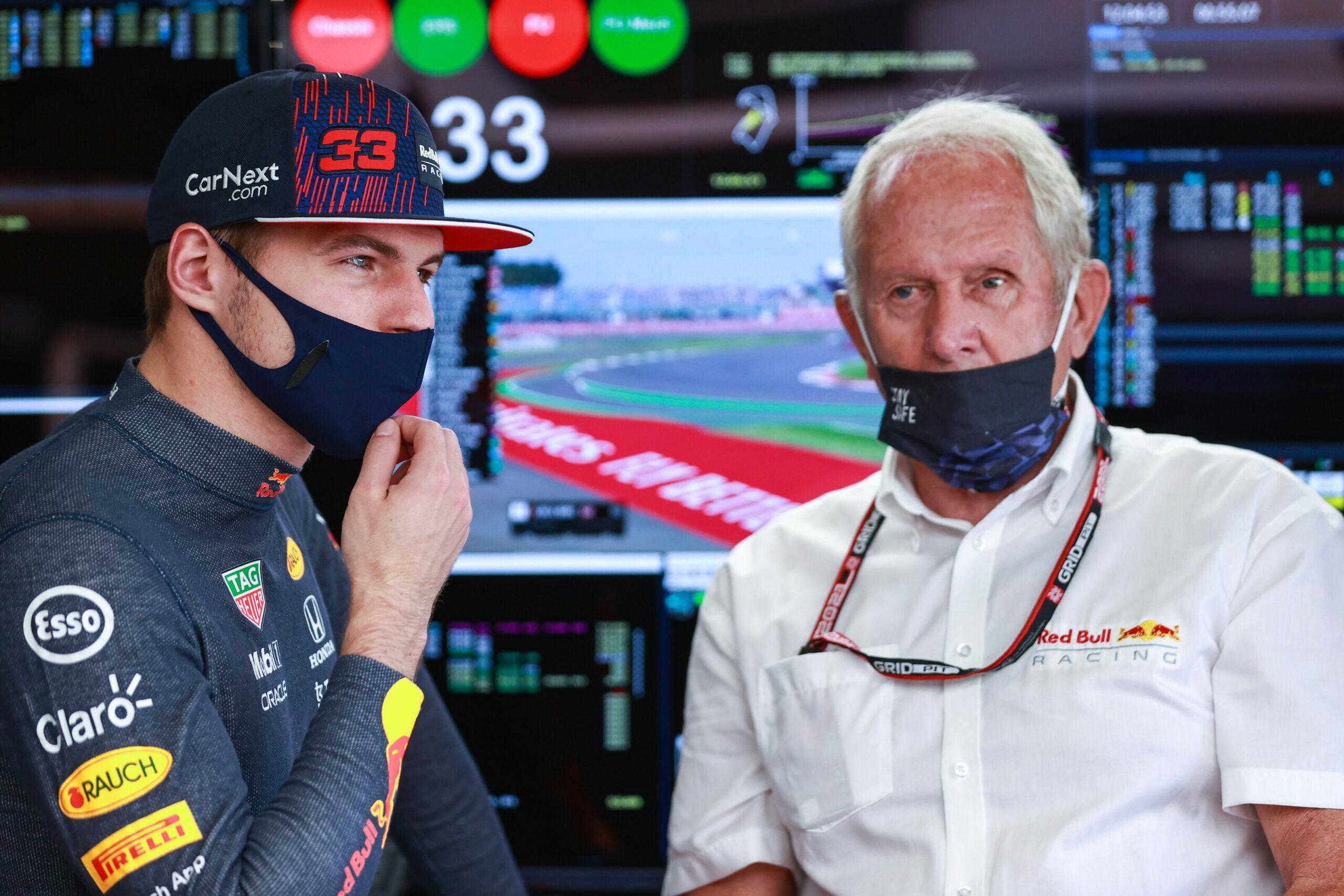 F1 - Verstappen ne cherchera pas à se venger à Budapest