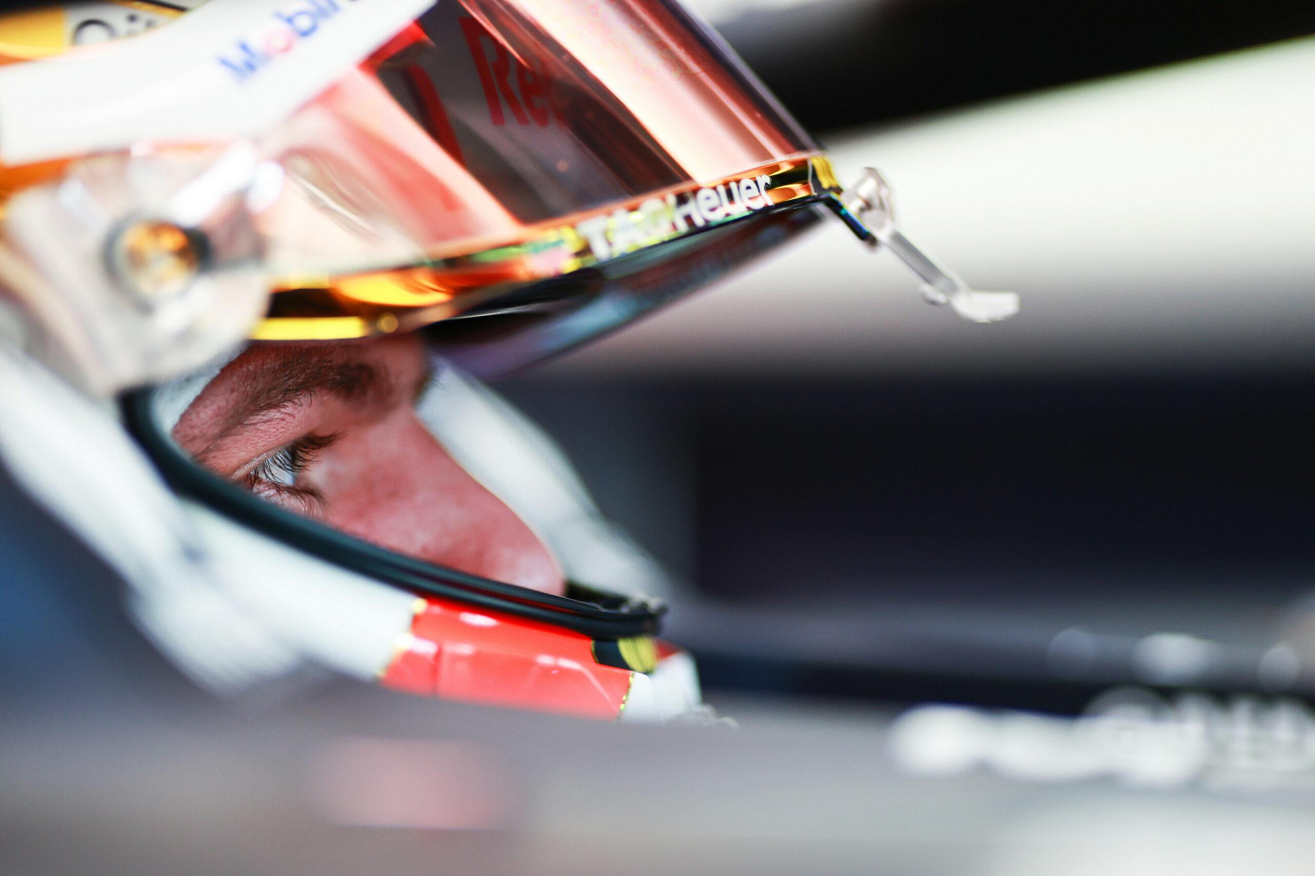 """F1 - """"Beaucoup de choses à examiner"""" pour Verstappen après une P3 en EL2"""