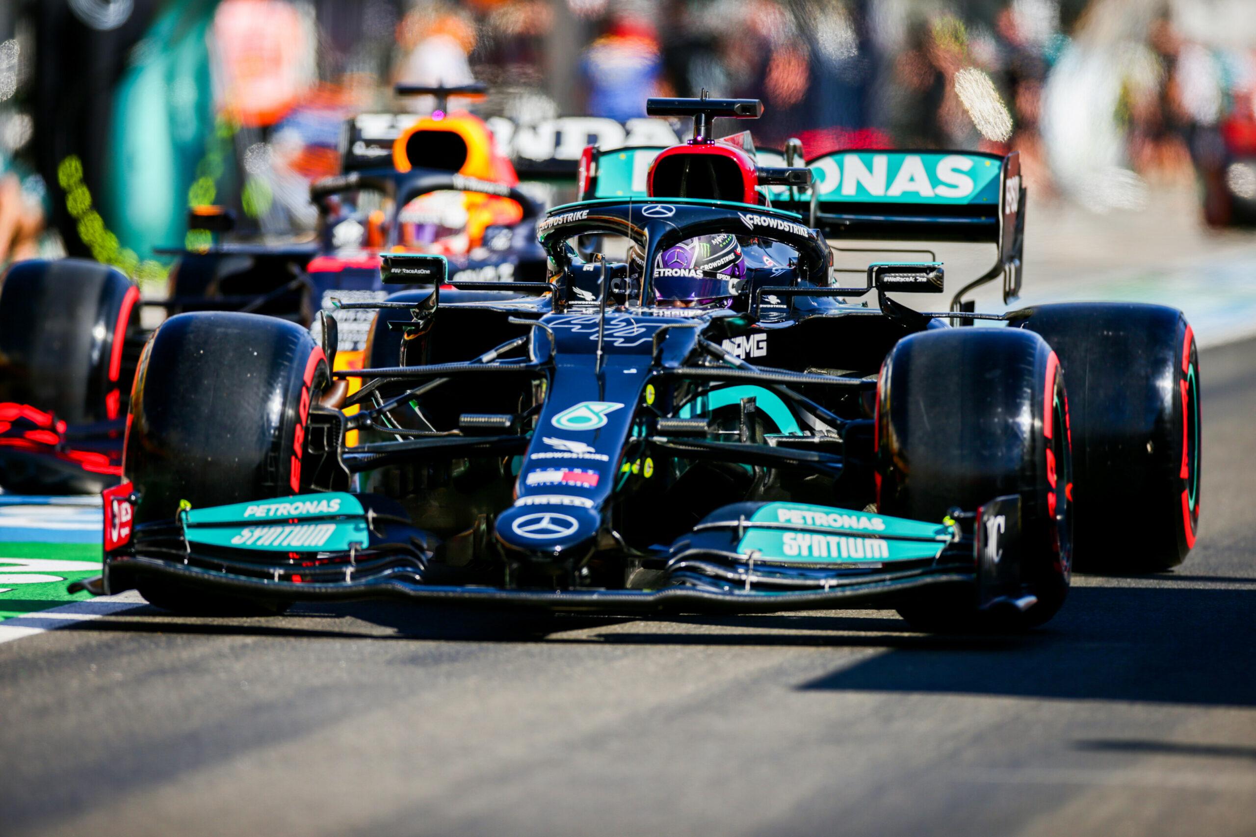 F1 - Les classements F1 2021 après le GP de Hongrie
