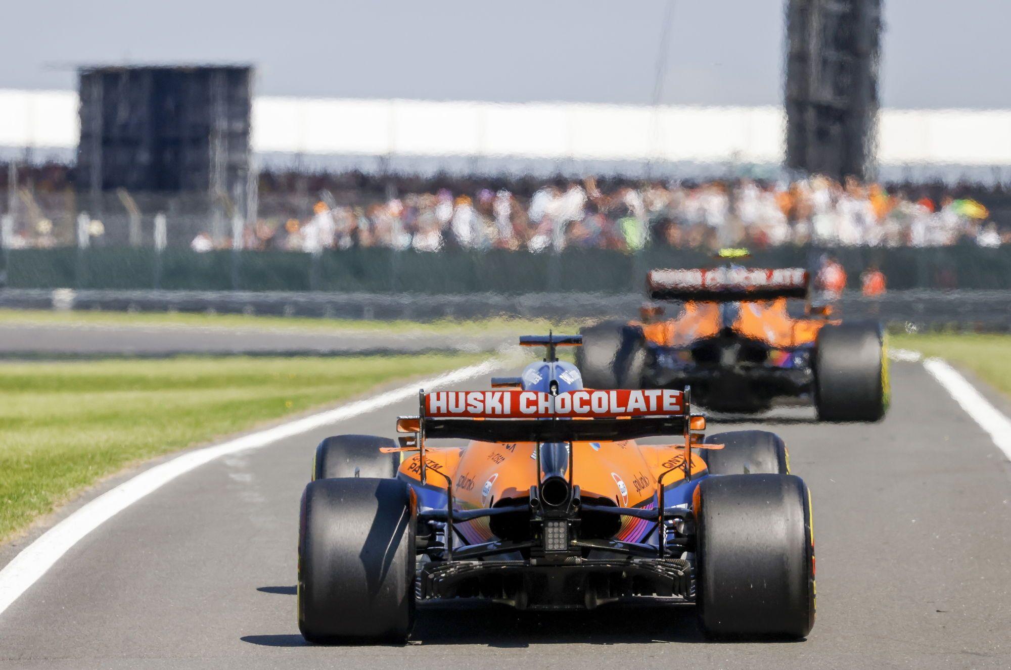 F1 - McLaren un peu moins en confiance à Budapest