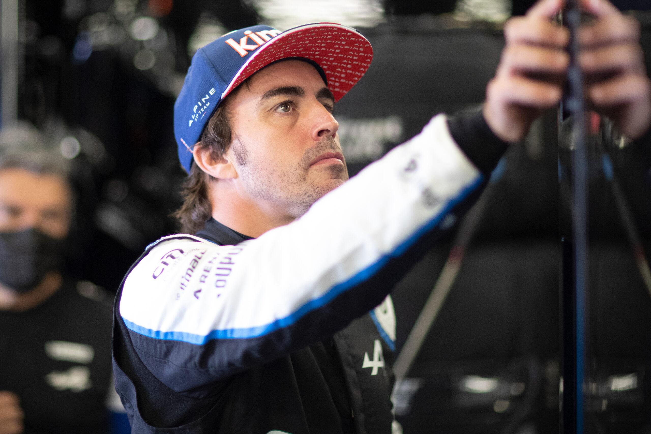 F1 - Alonso est revenu à son meilleur niveau selon Budkowski