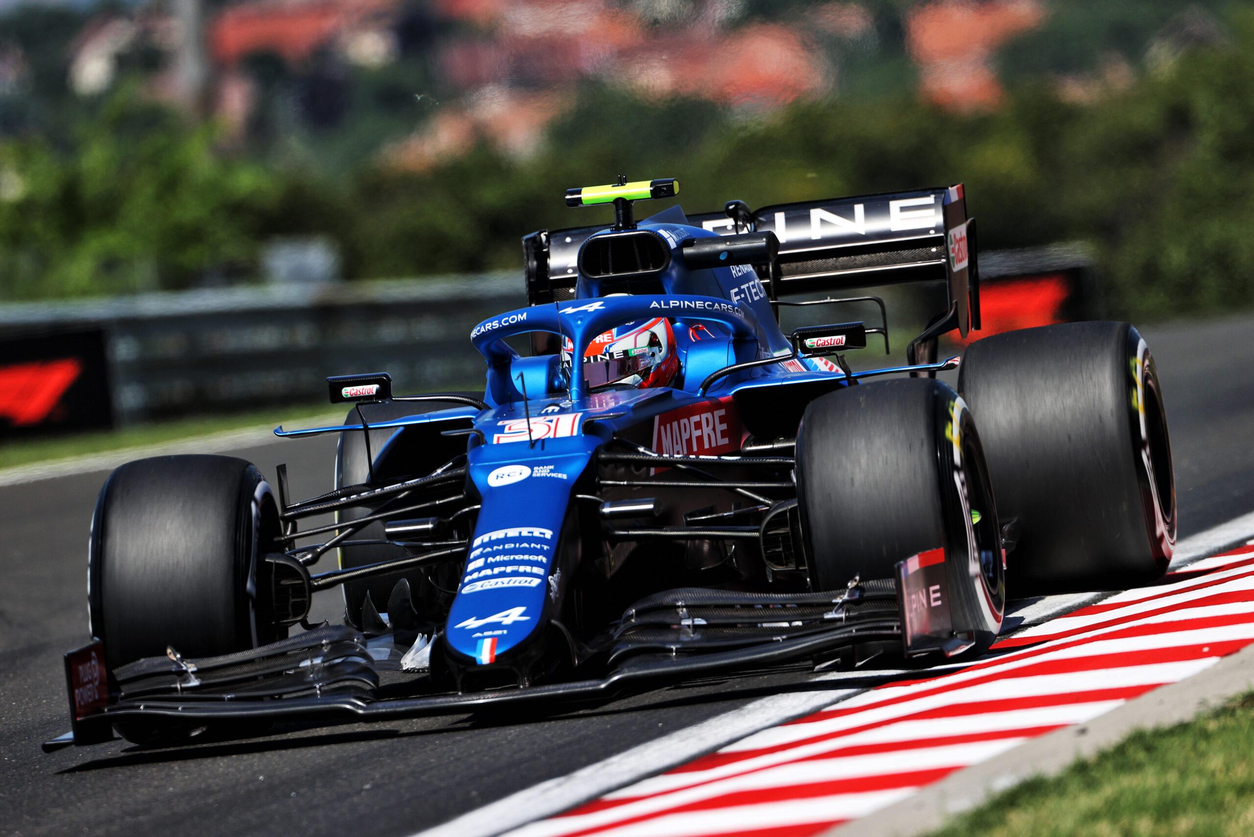 F1 - Revivez les EL3 du Grand Prix de Hongrie