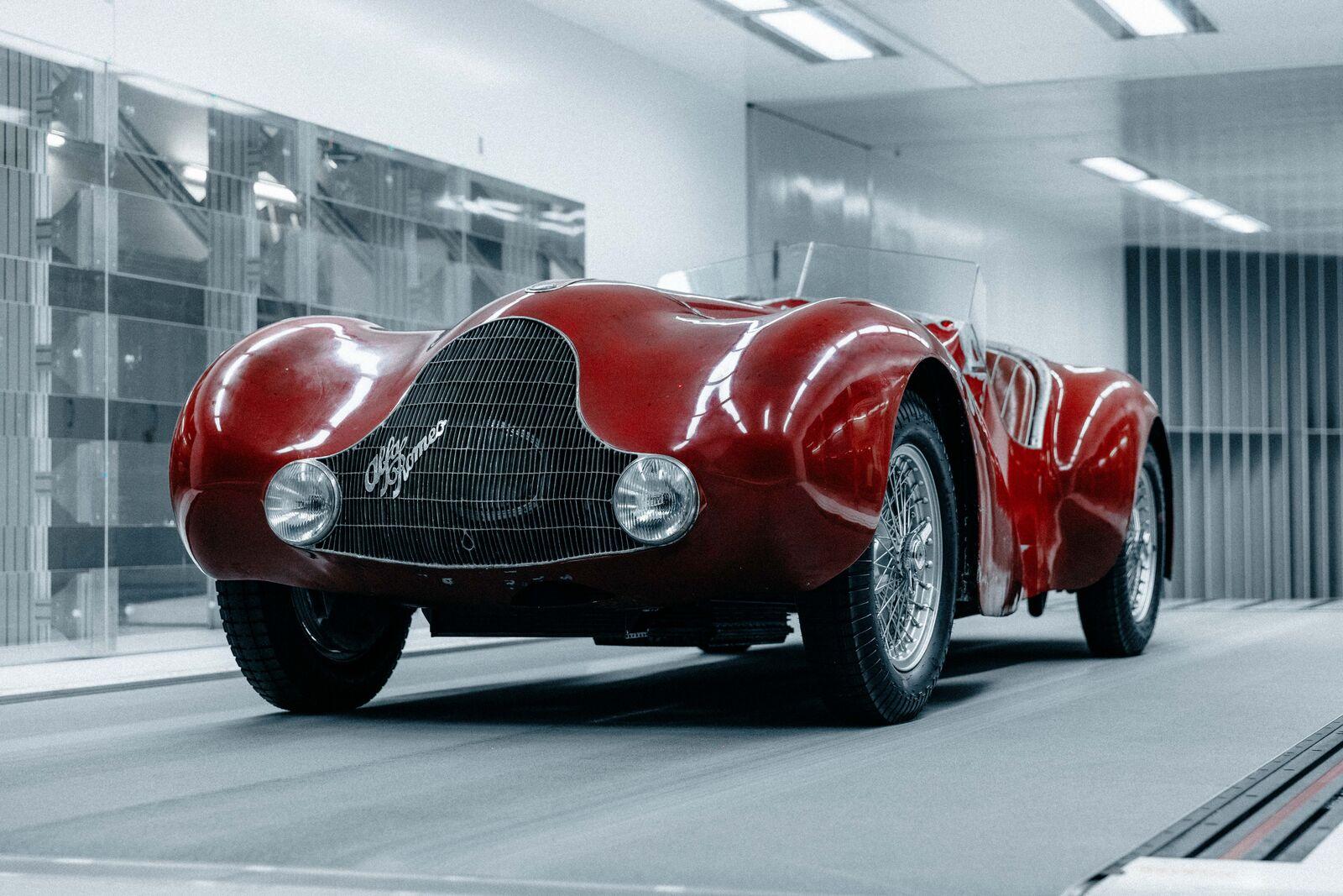 F1 - Après 80 ans de silence, Alfa Romeo fait renaître la 12C Prototipo