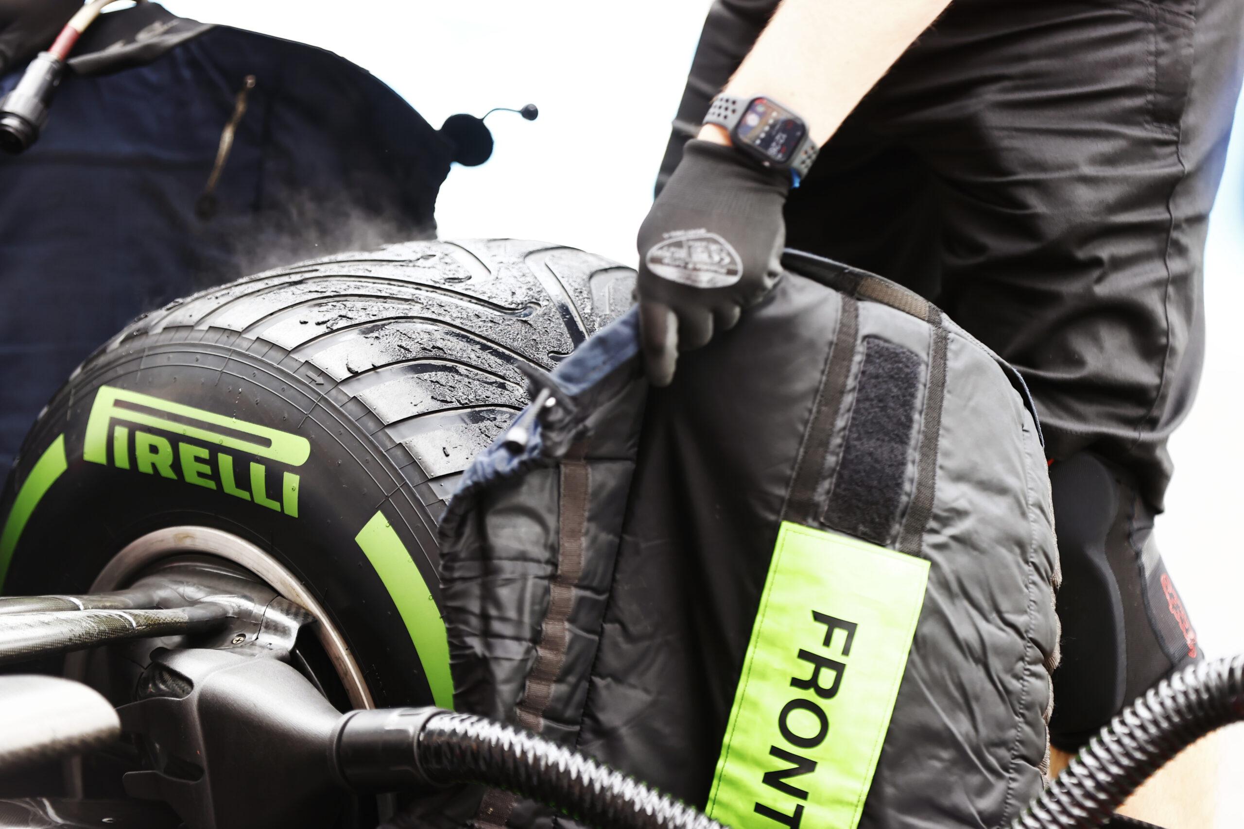 F1 - Les stratégies tombent à l'eau pour le Grand Prix de Belgique