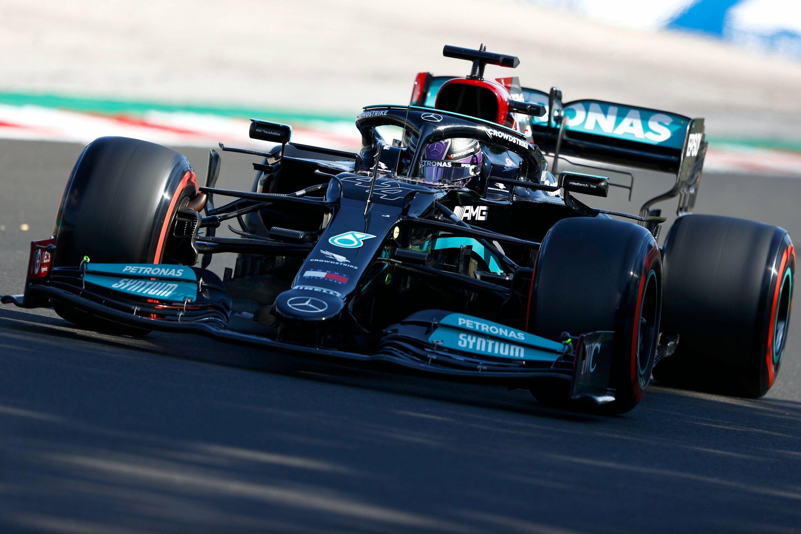 F1 - Lewis Hamilton chez le médecin après l'arrivée du GP de Hongrie