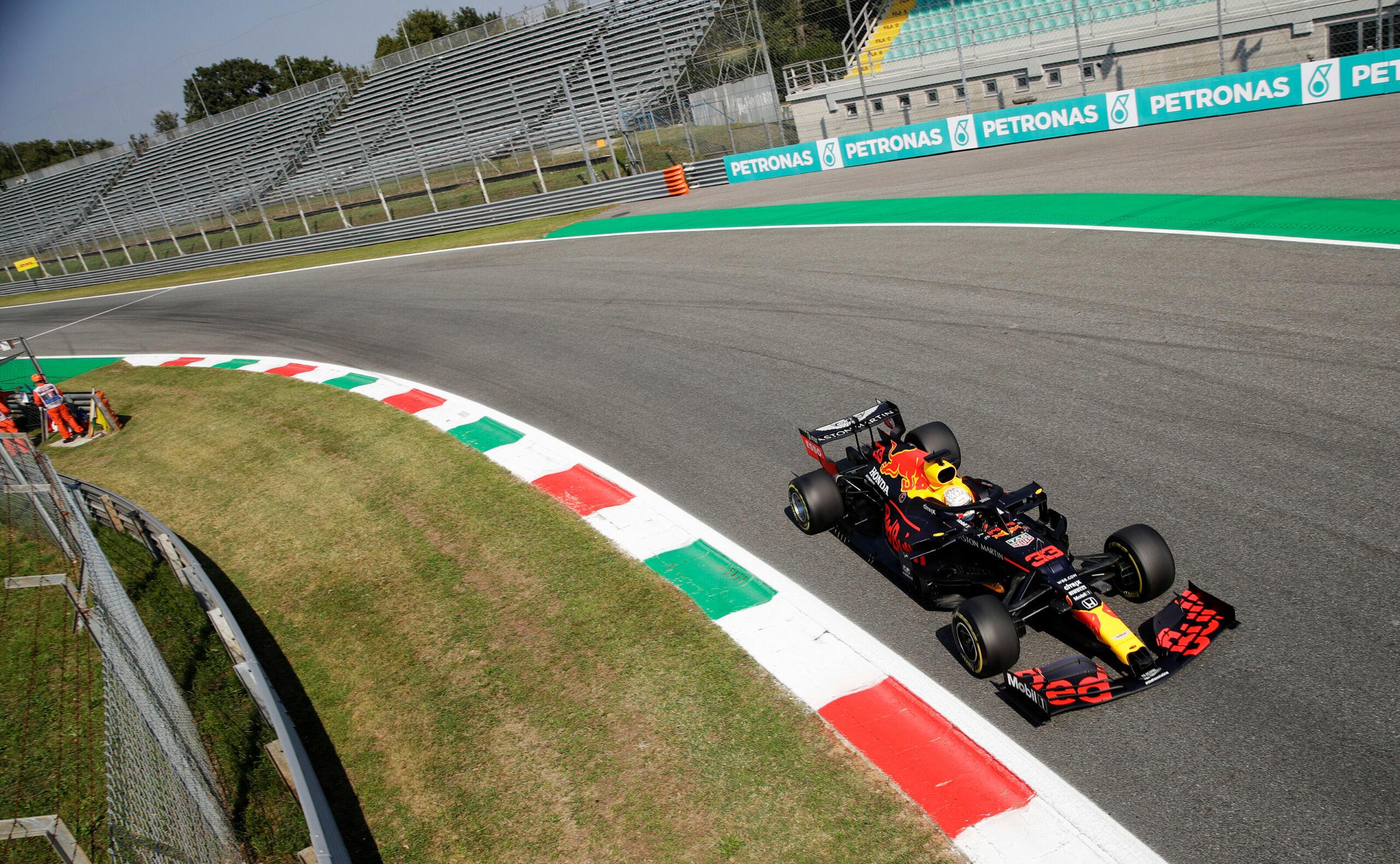F1 - La mythique Parabolica de Monza change de nom ce samedi