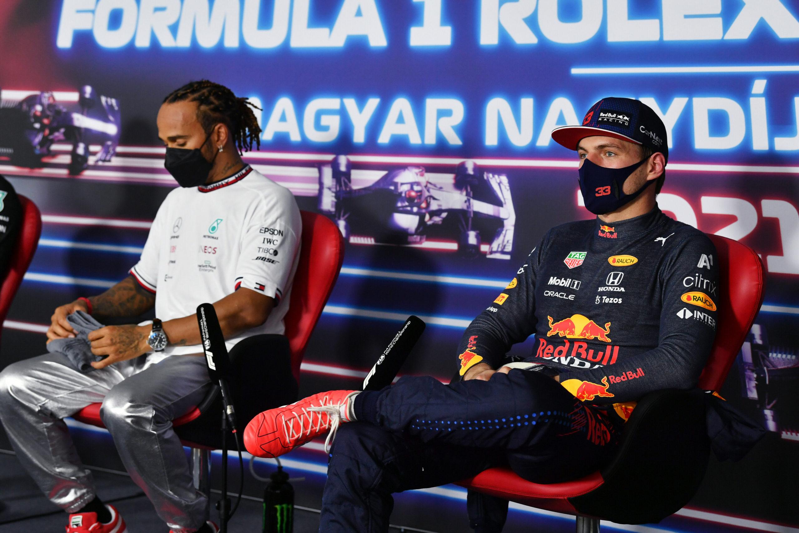 F1 - Verstappen agacé par les questions sur son crash à Silverstone