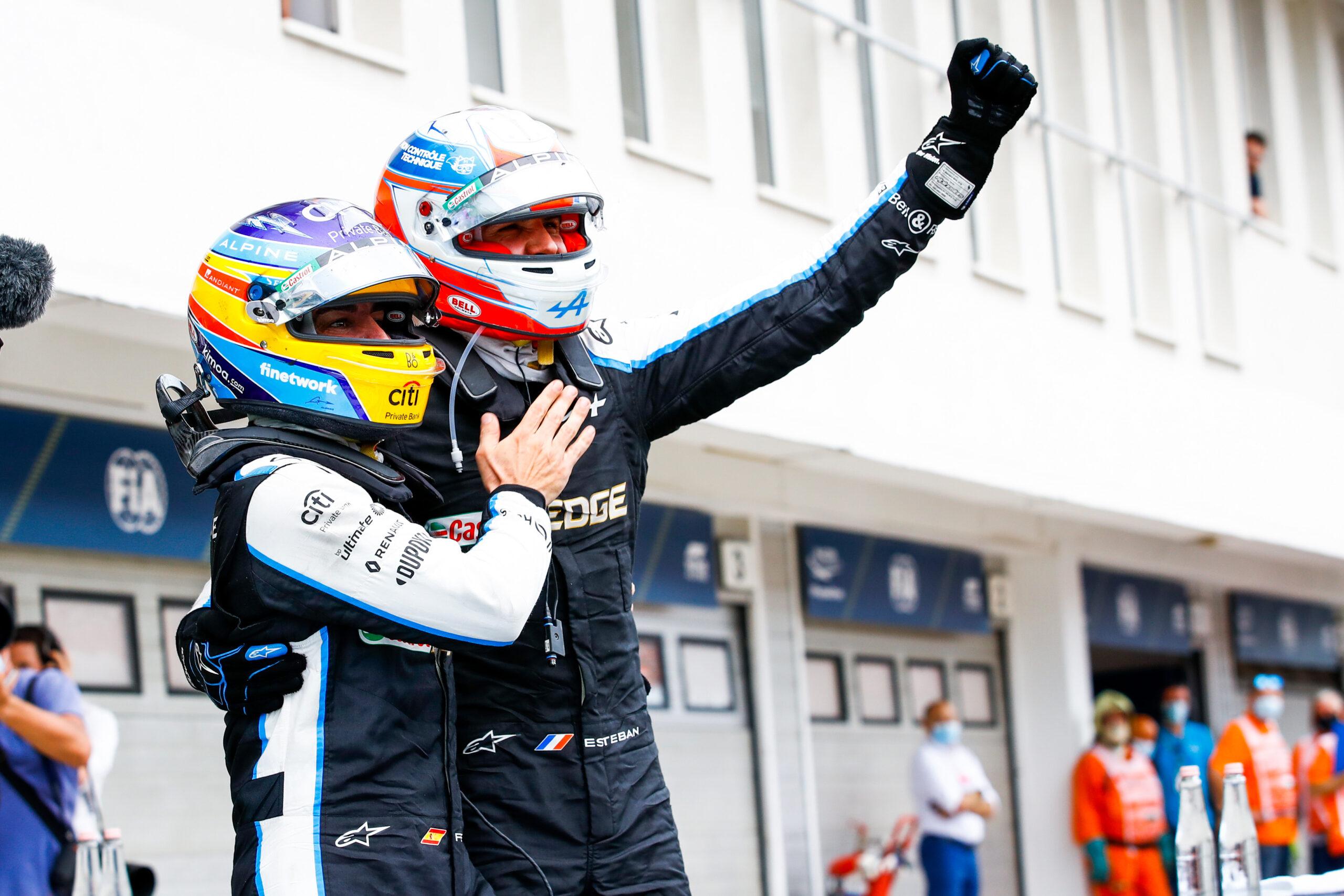 F1 - Alpine F1 prend la cinquième place au classement constructeurs