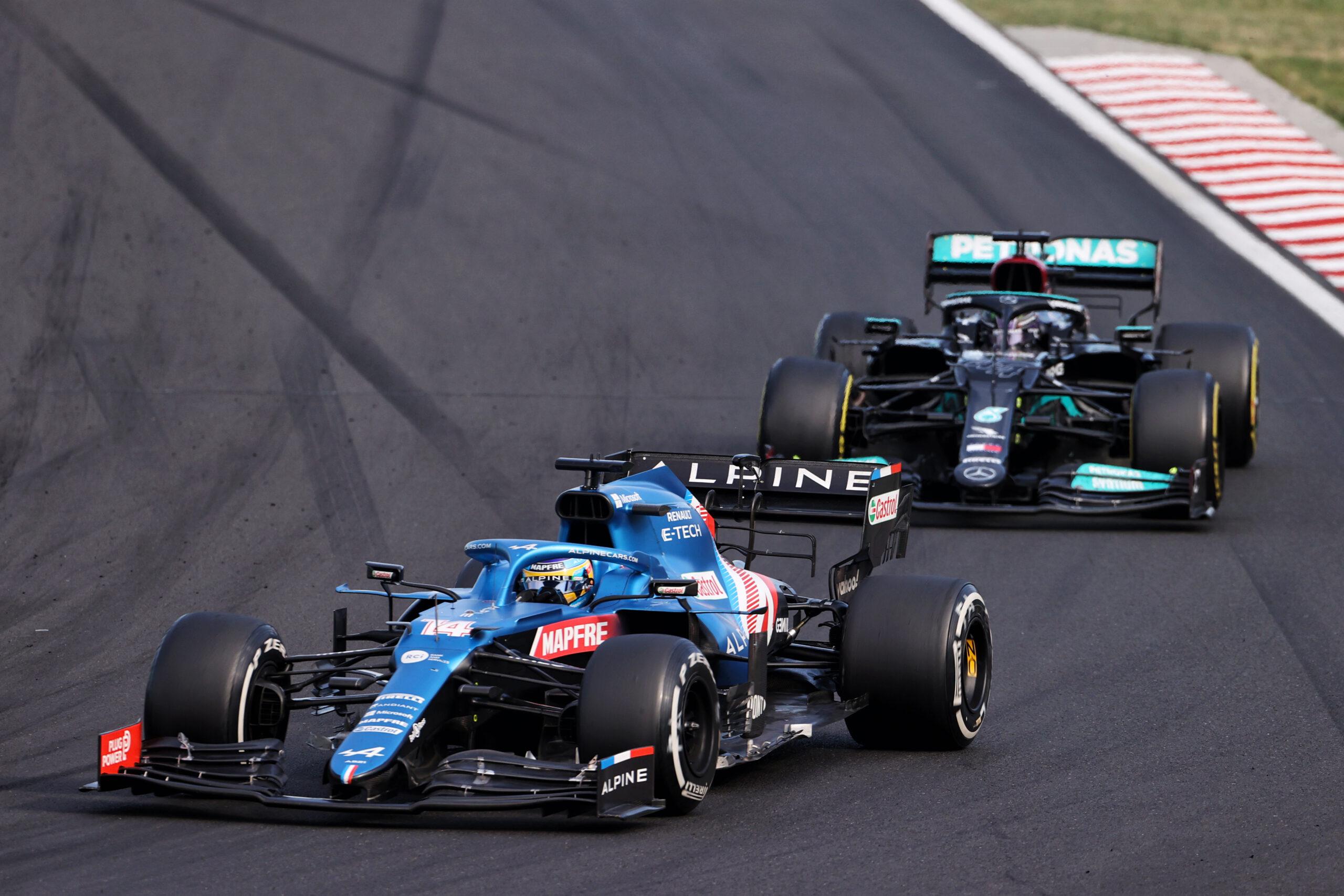 """F1 - Ross Brawn salue la """"bataille royale"""" entre Hamilton et Alonso"""
