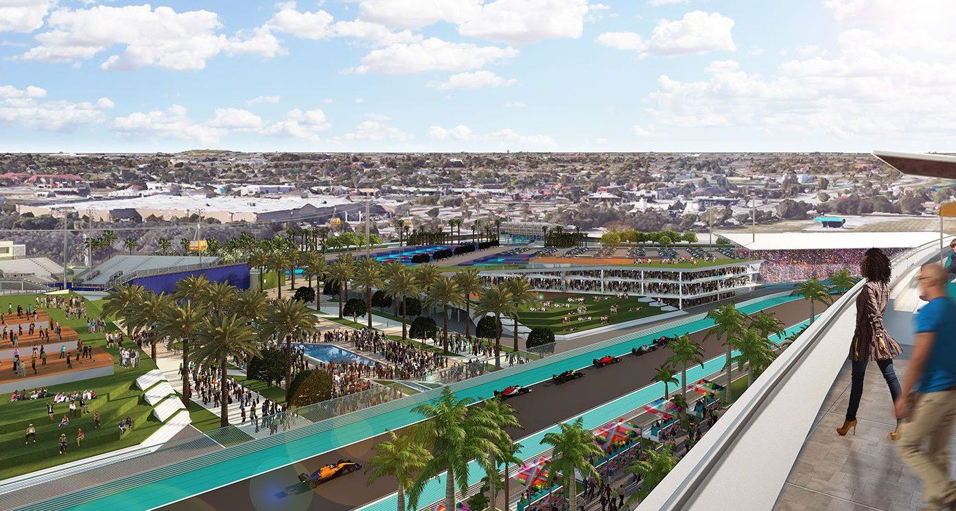 F1 - La date du Grand Prix de Miami 2022 désormais confirmée